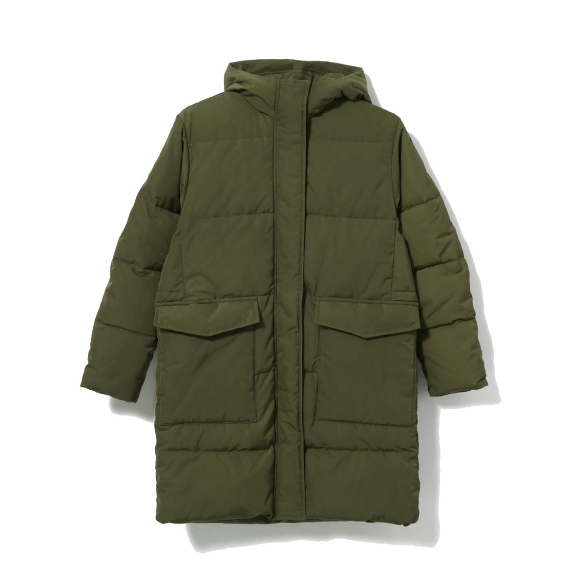 Everlane The ReNew Long Puffer