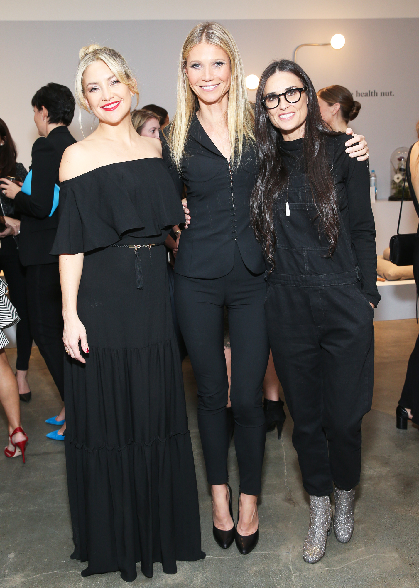Goop Store Opening - Paltrow Demi Hudson - Lead
