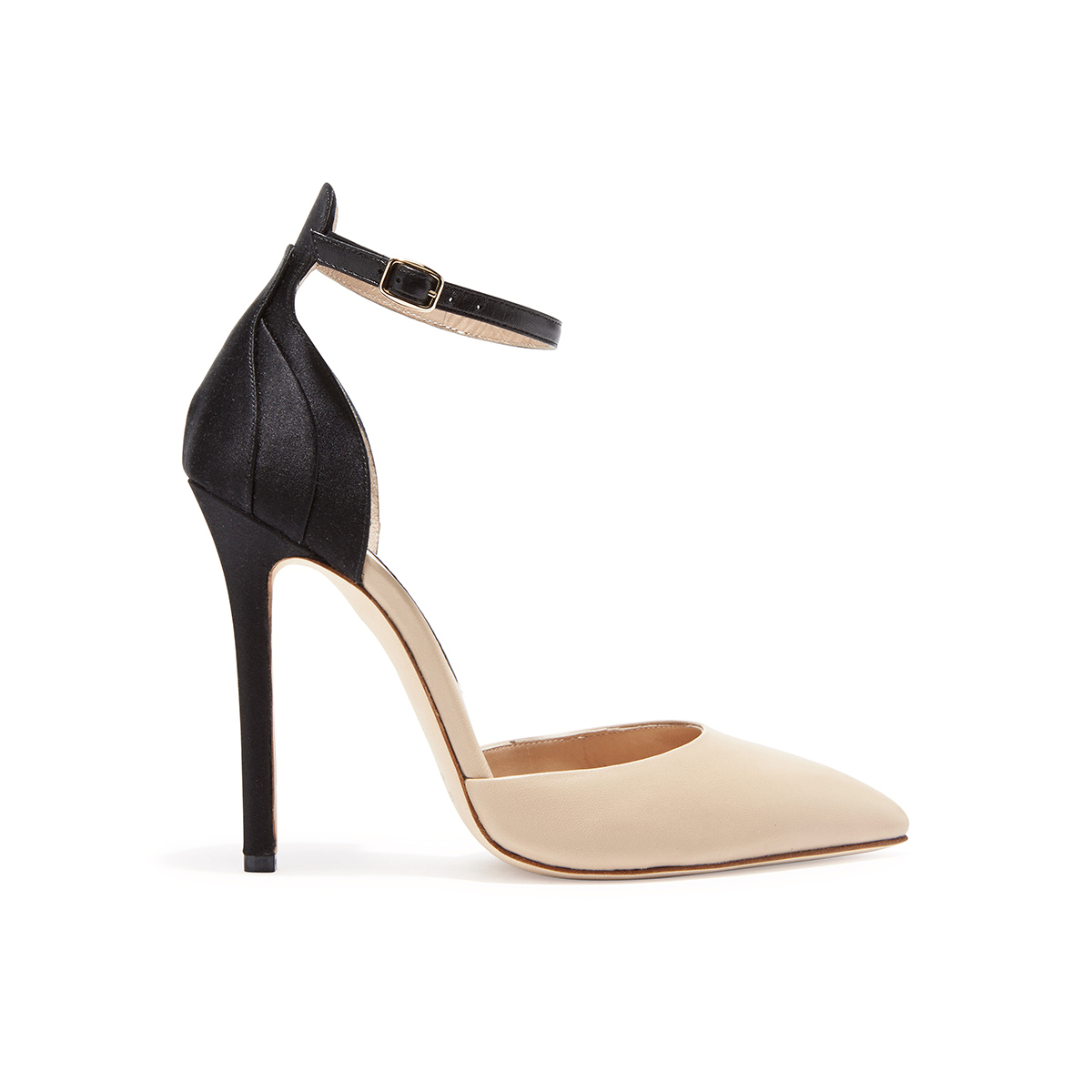 Zac Posen Two-Tone Pumps