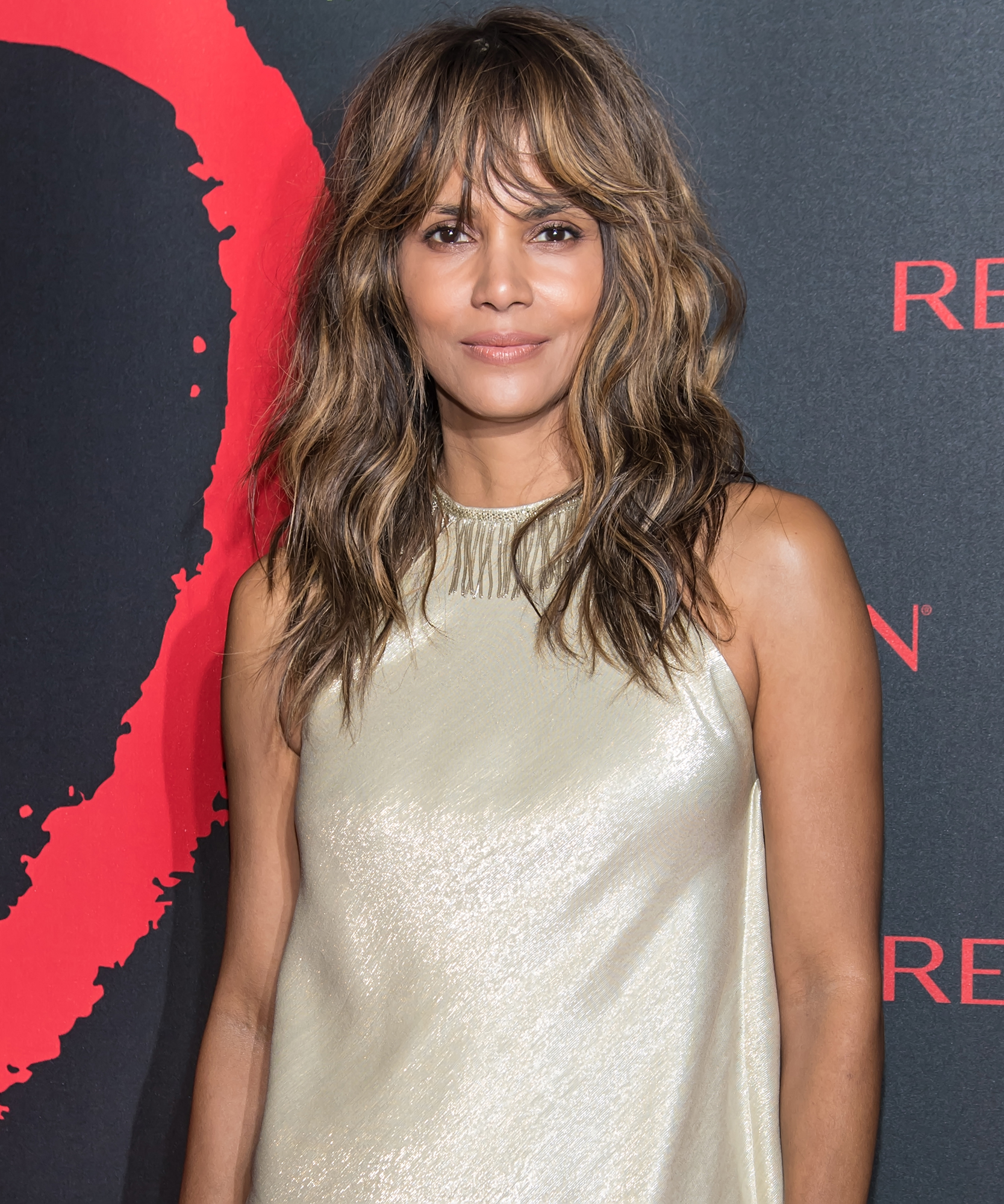 Halle Berry Hair Transformation - Lead 2016