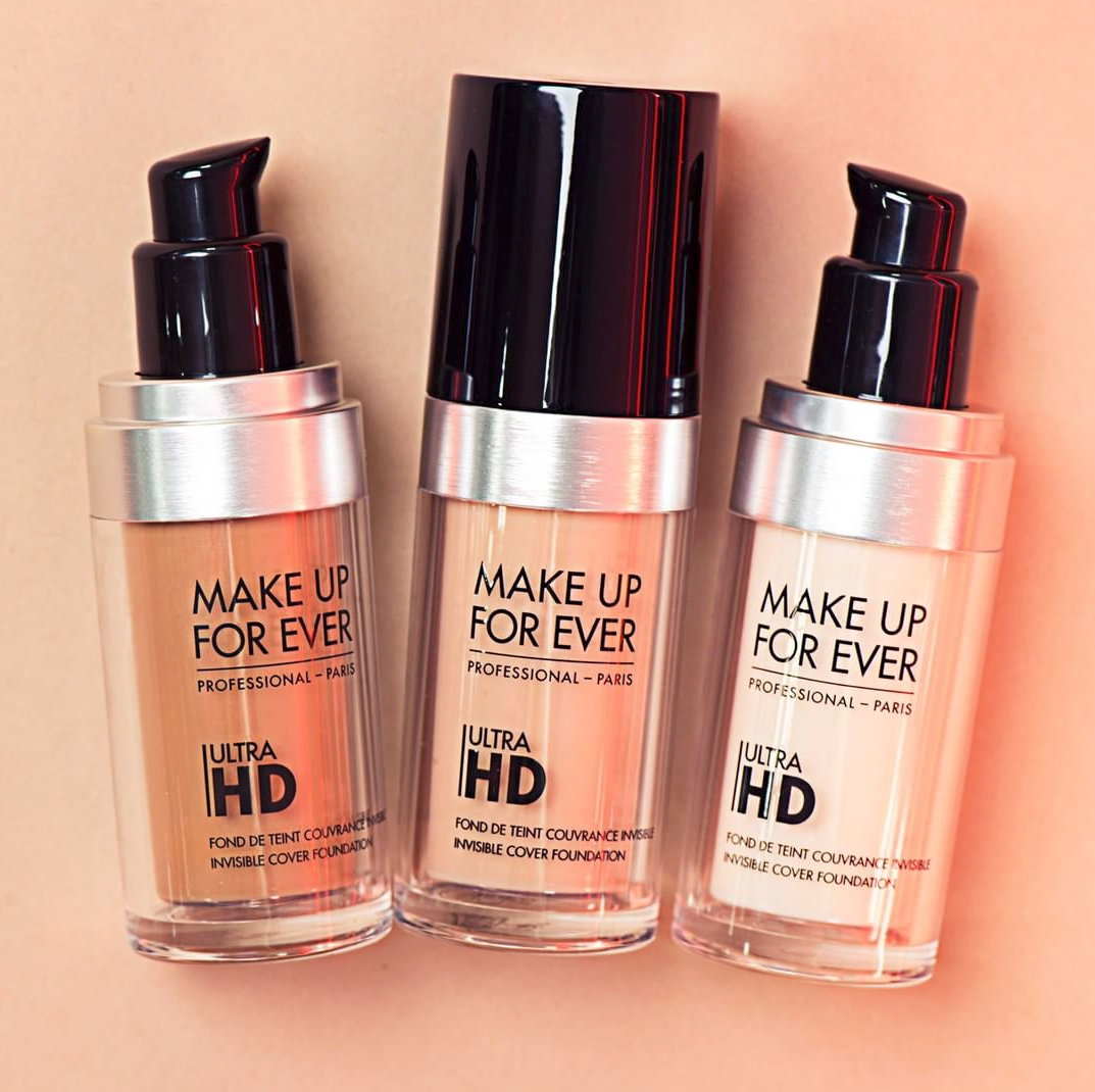 Make Up Forever HD - LEAD
