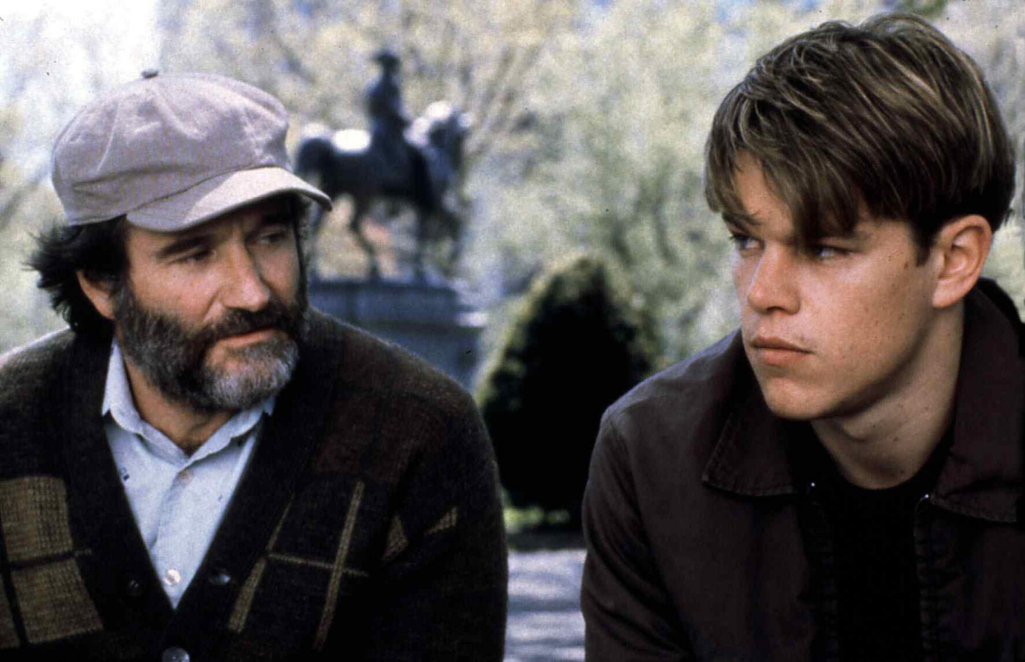 Matt Damon Good Will Hunting - Embed