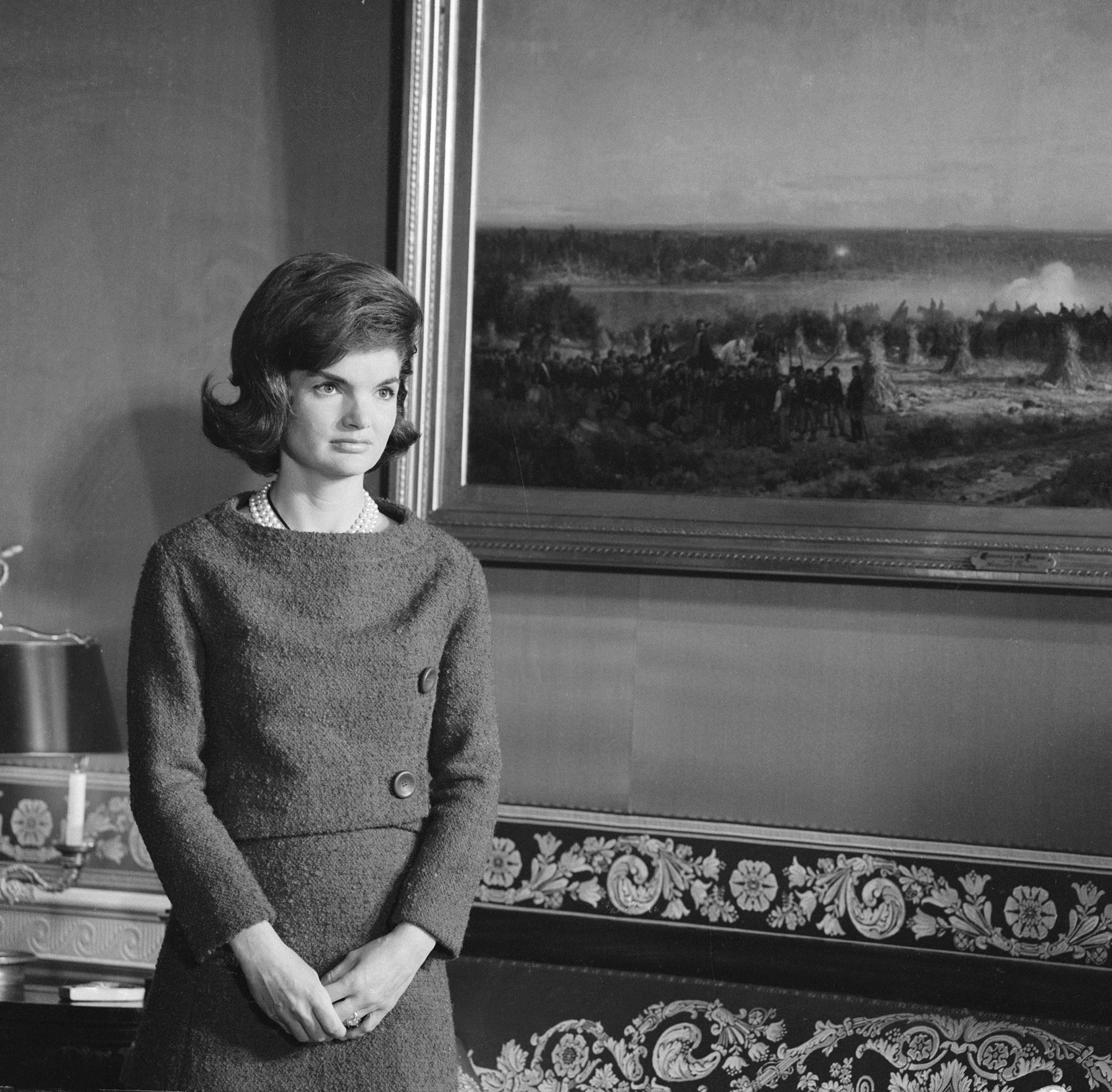 Watch Jackie Kennedy's Incredible Original White House Tour