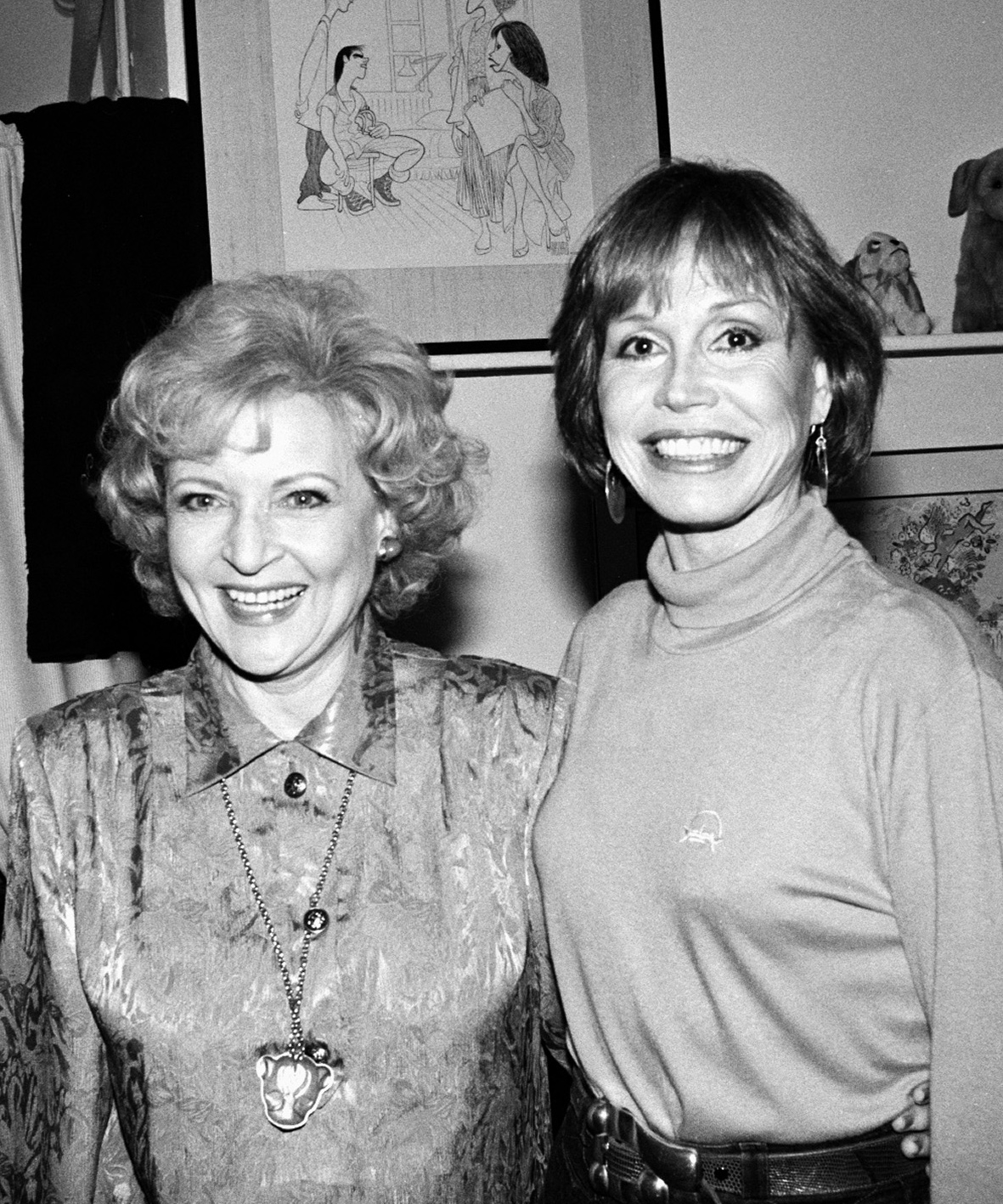Betty White Mary Tyler Moore - LEAD