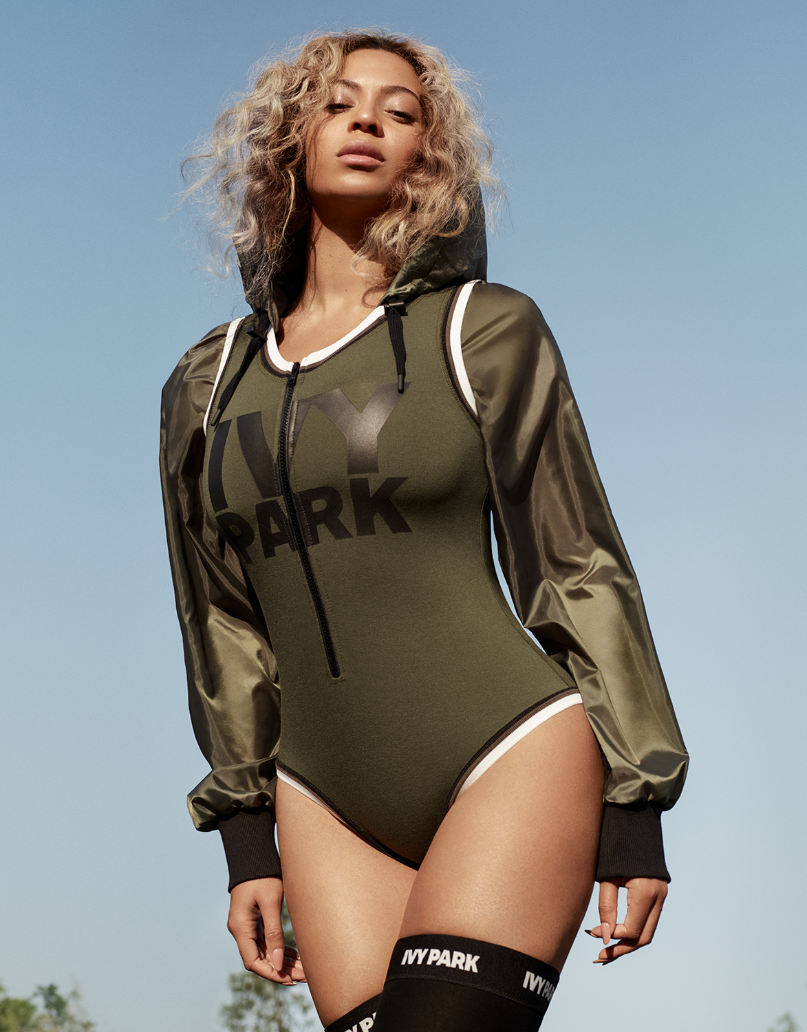 New Ivy Park Campaign - Lead