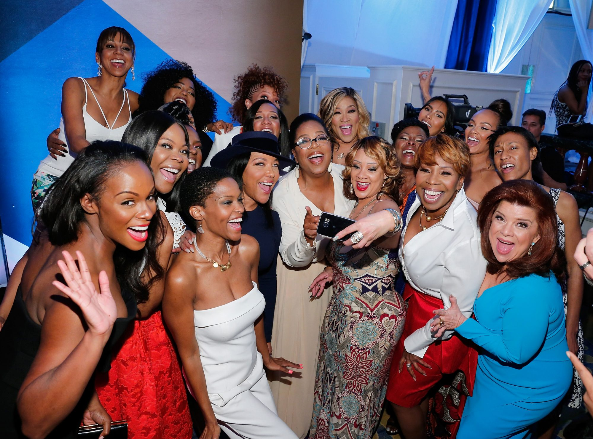 Essence 10th Anniversary of Black Women In Hollywood Awards With Exhibition - LEAD