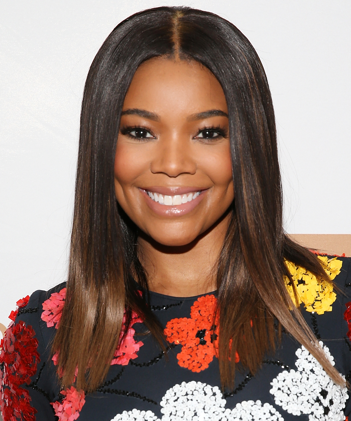 Gabrielle Union Hair Lead + Tout