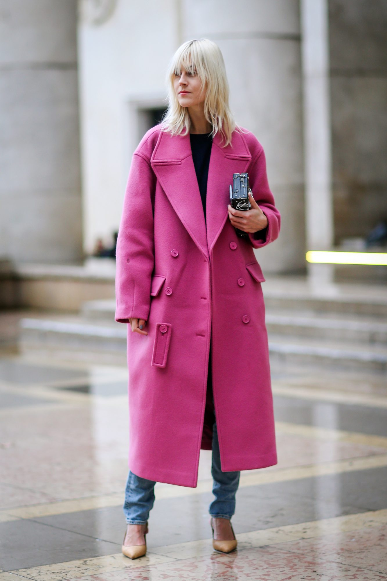 BOLD OUTERWEAR