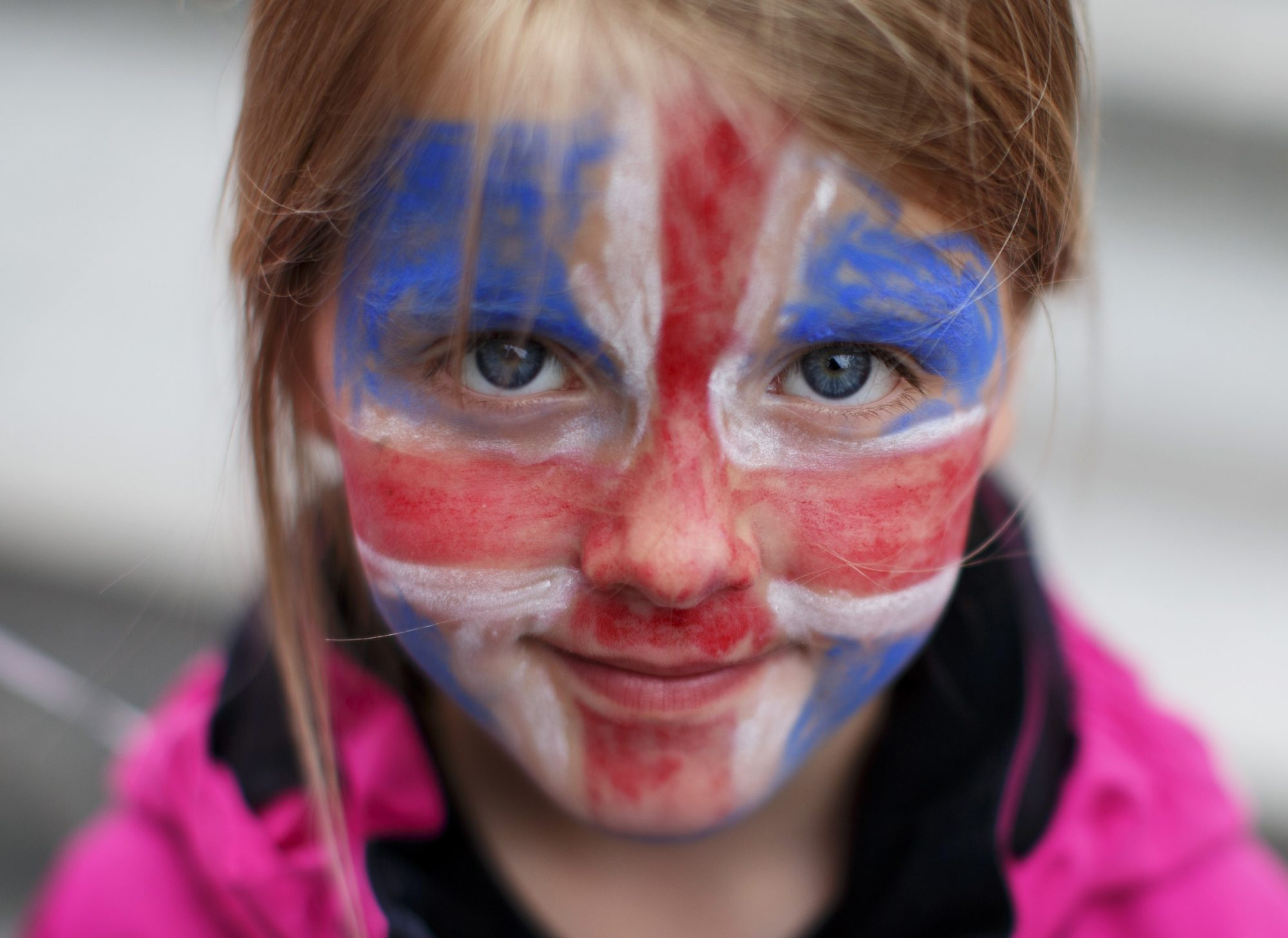 Iceland Young Girl LEAD