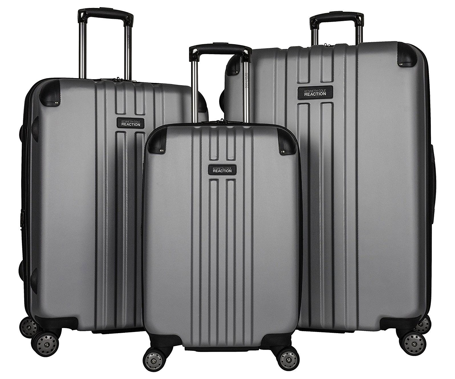 Kenneth Cole Reaction Reverb 3-Piece Luggage Set