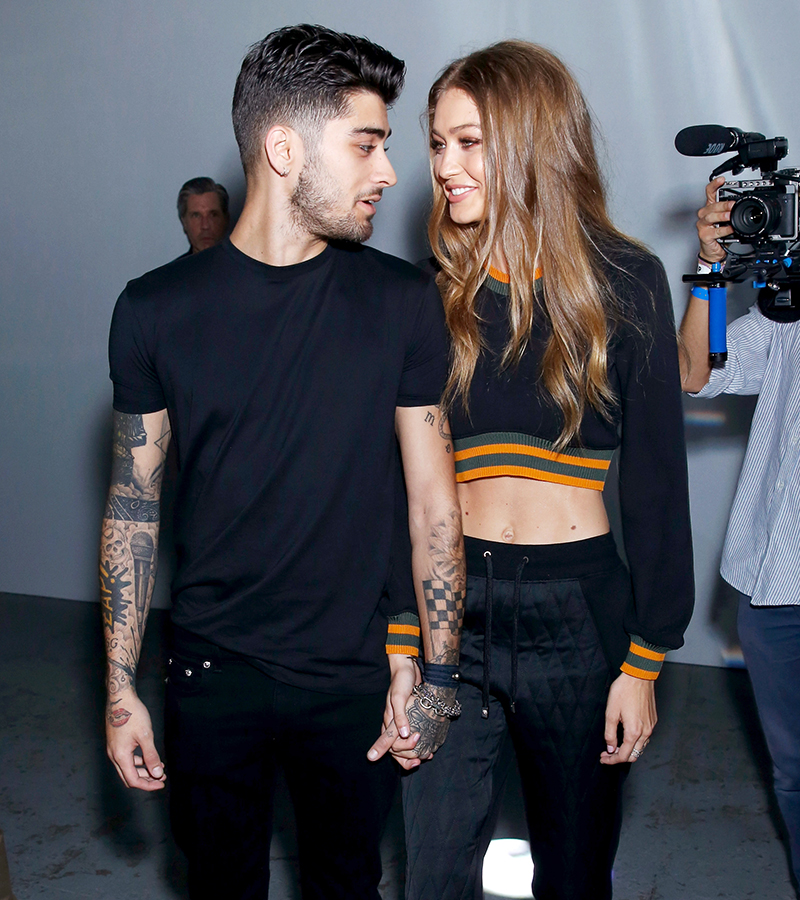 Clone of Gigi Hadid and Zayn Malik - Lead
