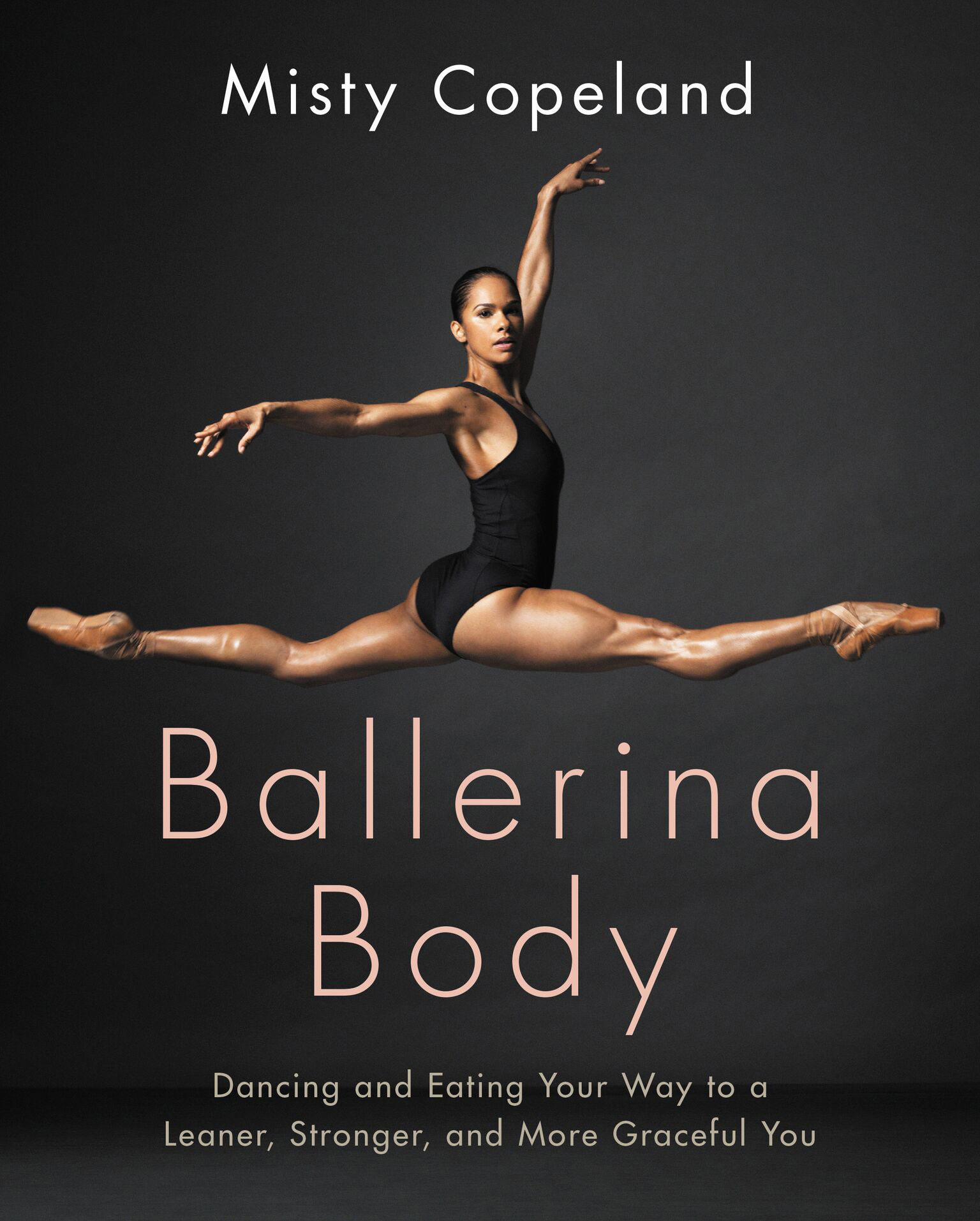Misty Copeland Book Hero
