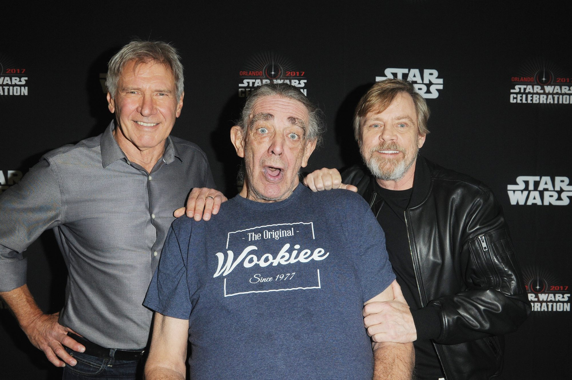 Star Wars 40th Reunion Panel 1