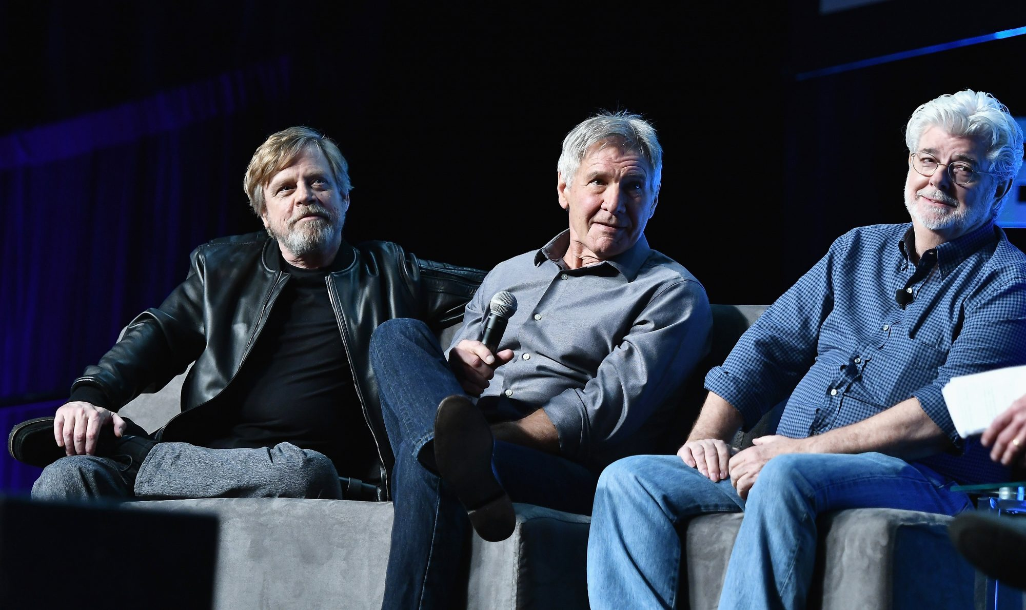 Star Wars 40th Reunion Panel 4
