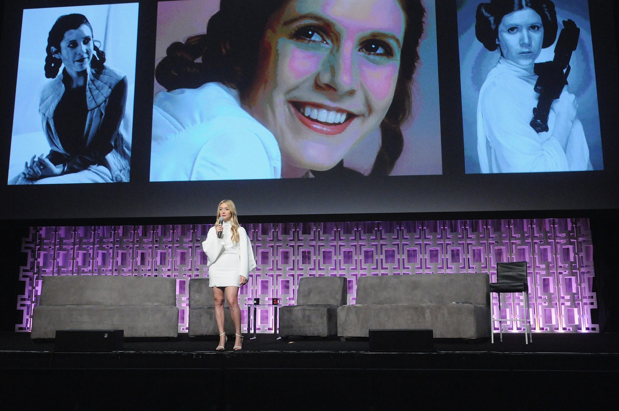 Star Wars 40th Reunion Panel 2
