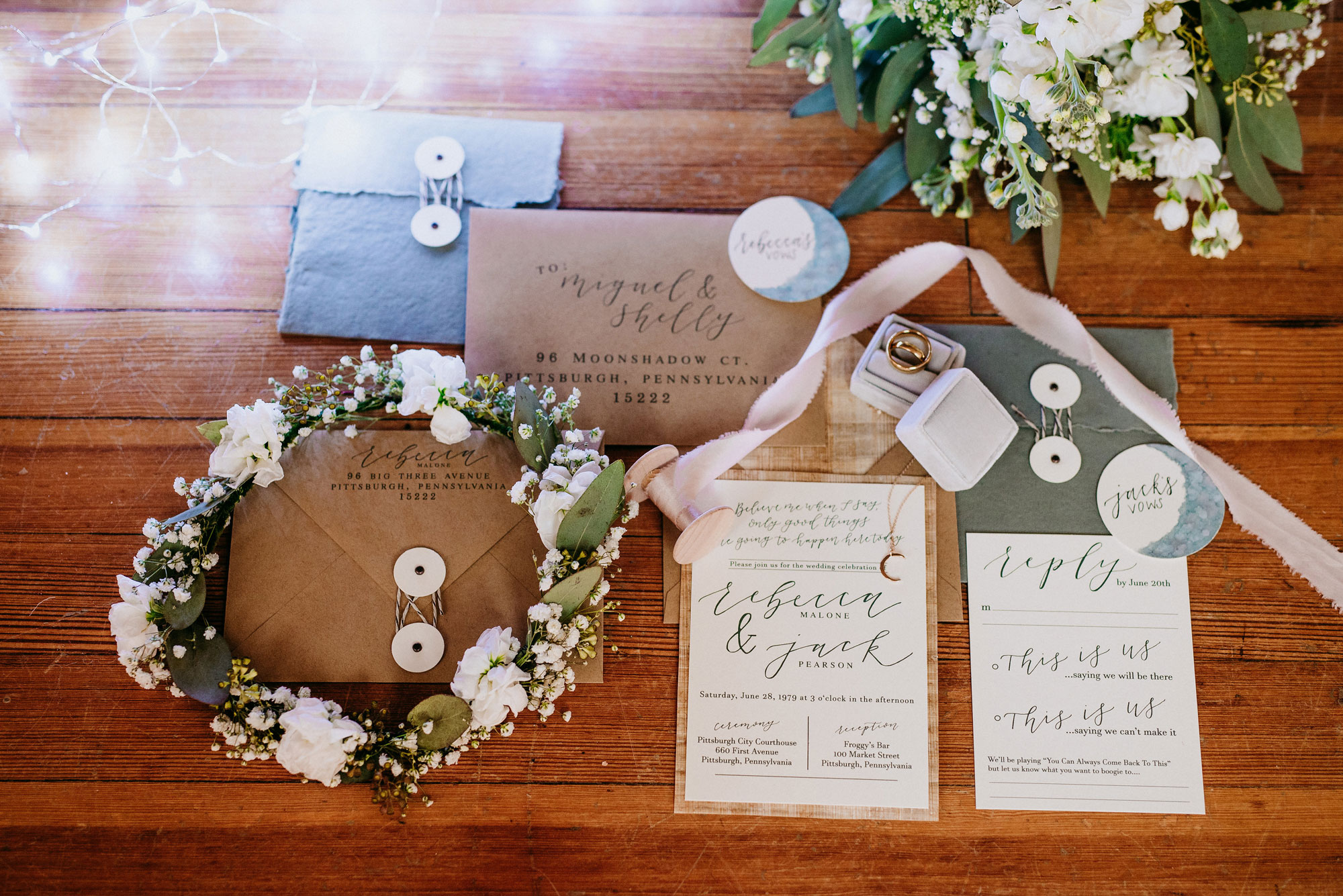 This Is Us Inspired Wedding - 4