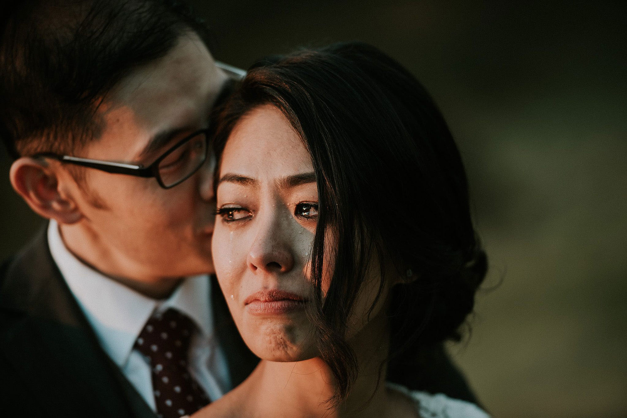 This Emotional Wedding Photo Shoot Even Made the Photographer Cry — Find Out Why