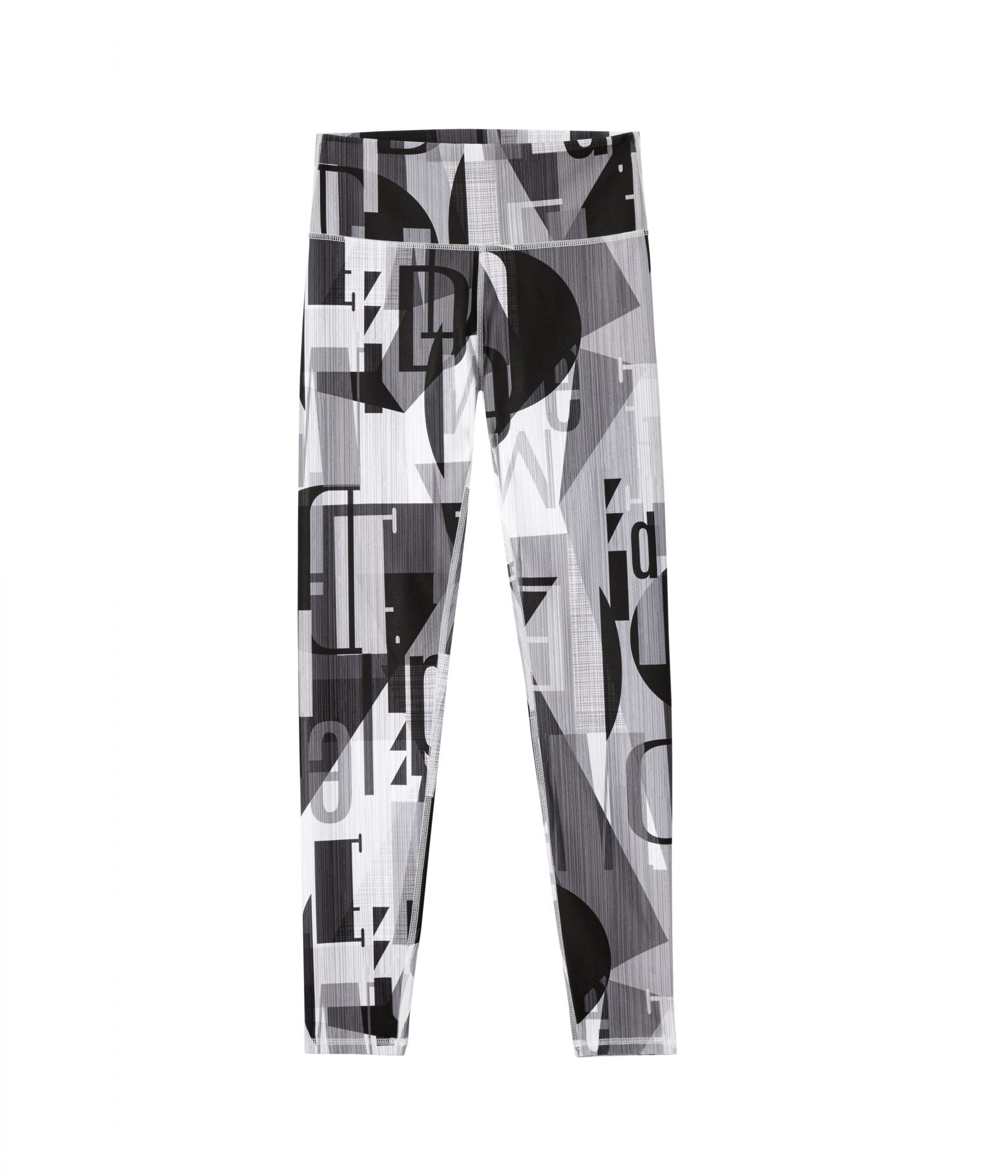 Lisette High-Waisted Legging in Demi Print