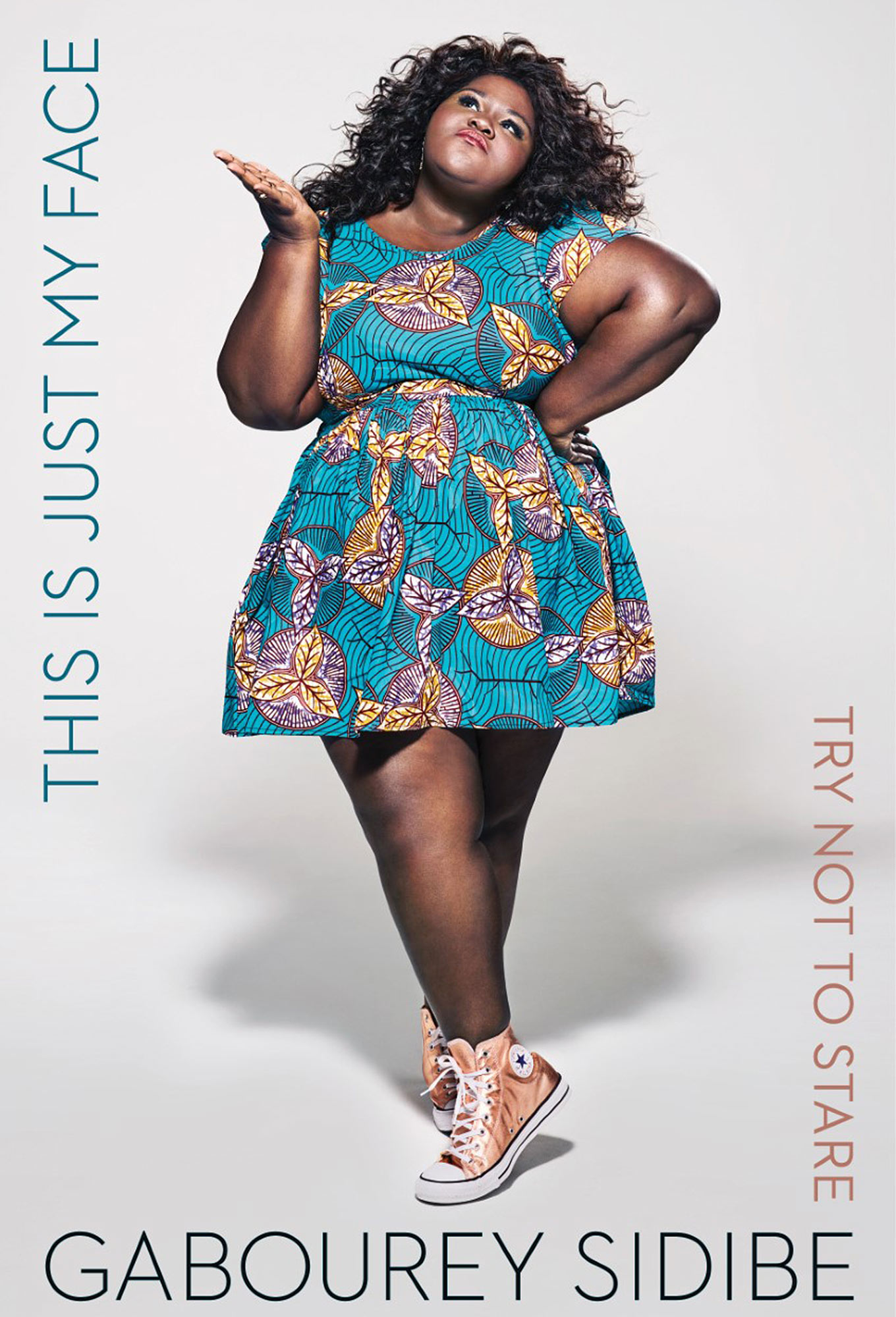 Gabourey Sidibe:This Is Just My Face: Try Not to Stare