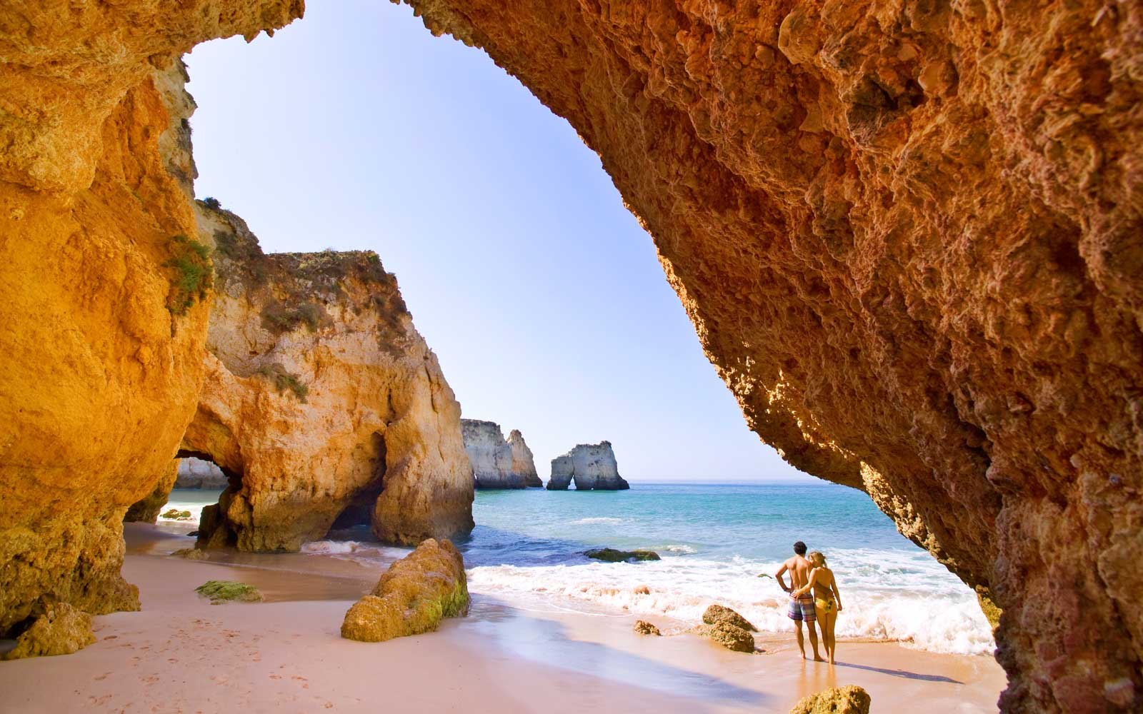If you love the Amalfi Coast, Italy: Try Algarve, Portugal