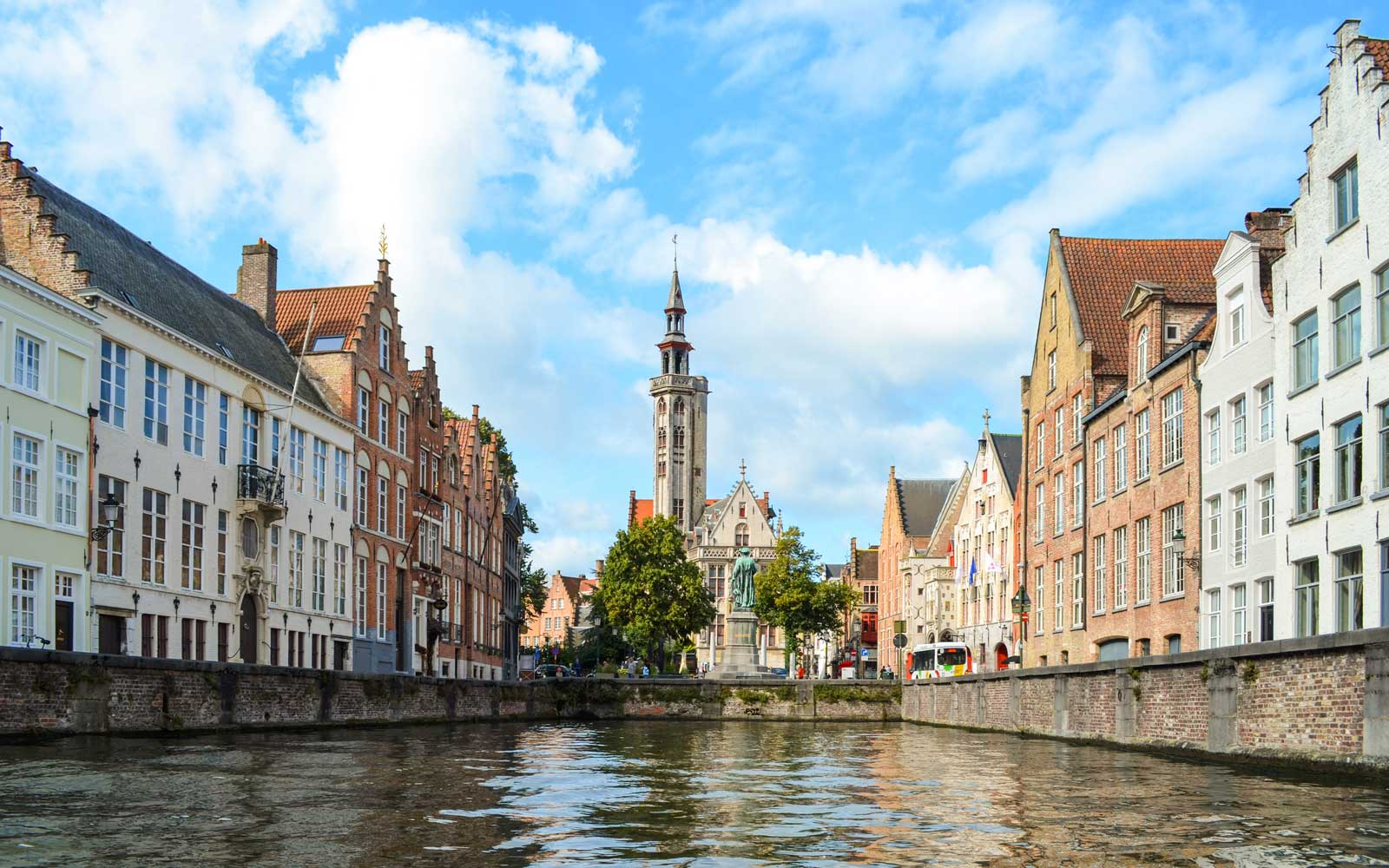 If you love Venice, Italy: Try Bruges, Belgium