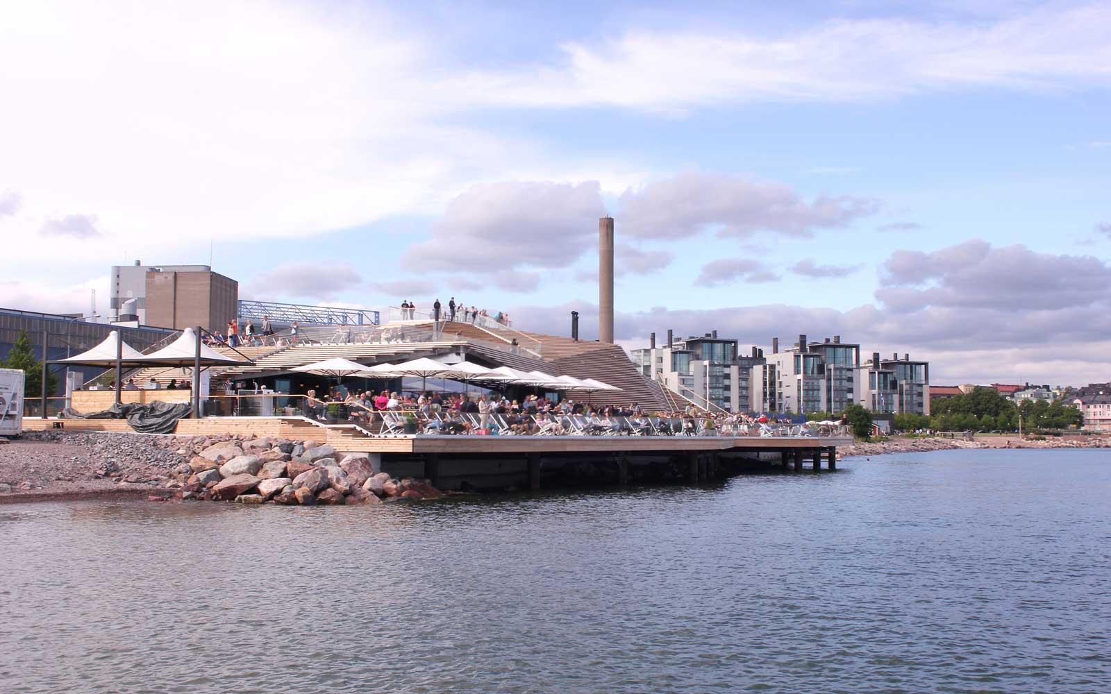 If you love Reykjavik, Iceland: Try Helsinki, Finland