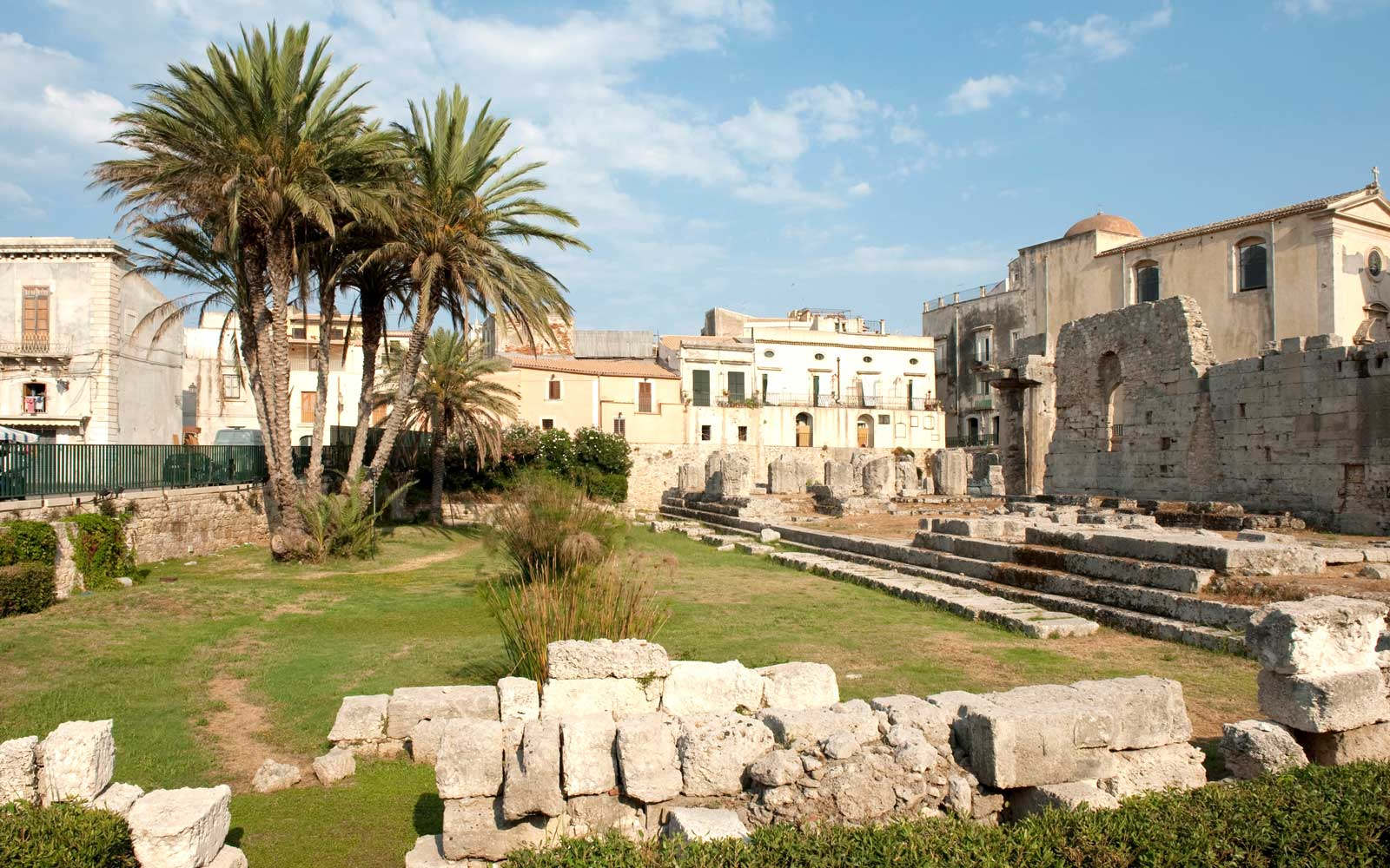 If you love Athens, Greece: Try Ortigia, Siracusa, Sicily