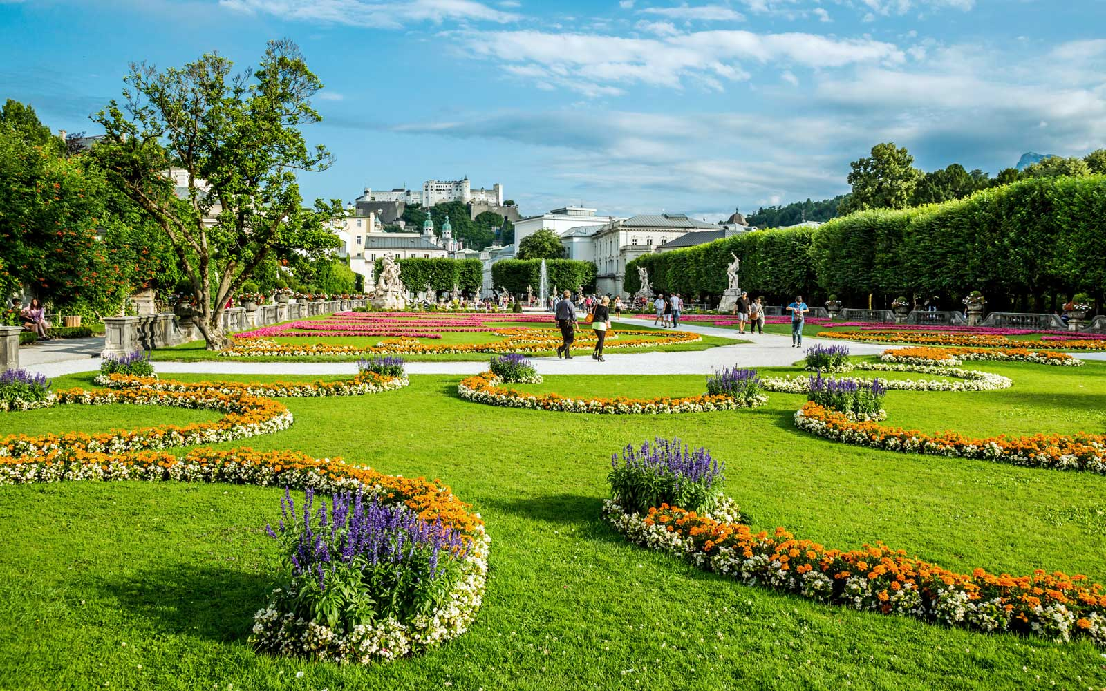 If you love Munich, Germany: Try Salzburg, Austria