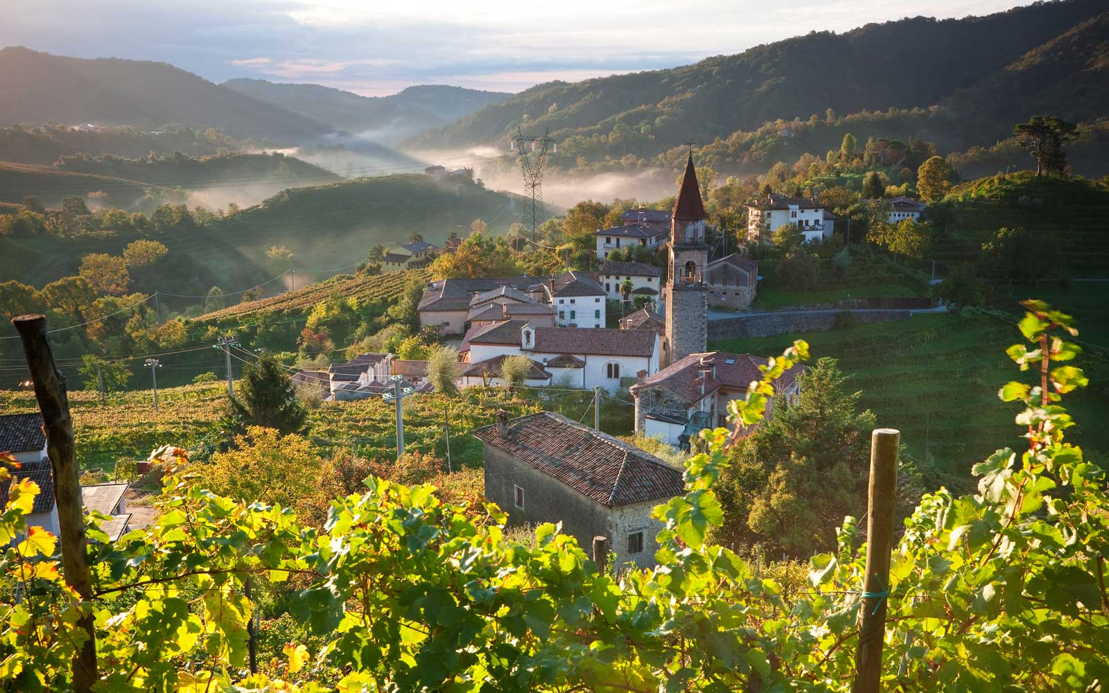 If you love Champagne, France: Try Veneto, Italy