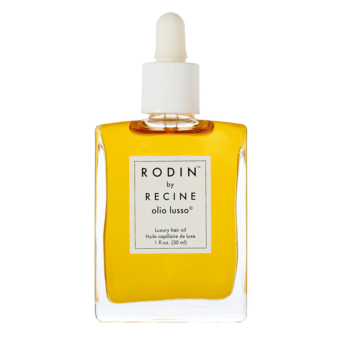 For Heat Protection: Rodin Luxury Hair Oil