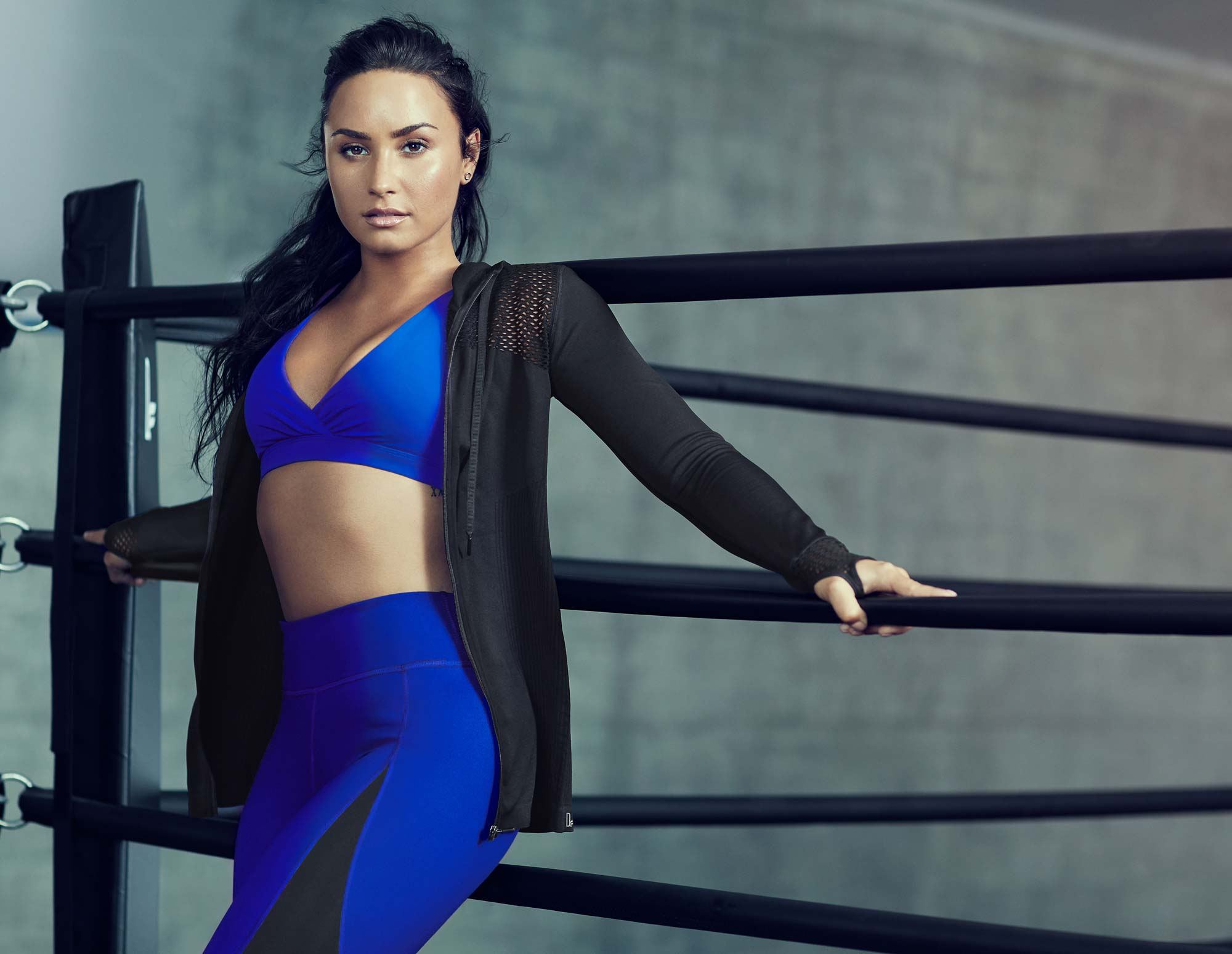 Demi x Fabletics - LEAD