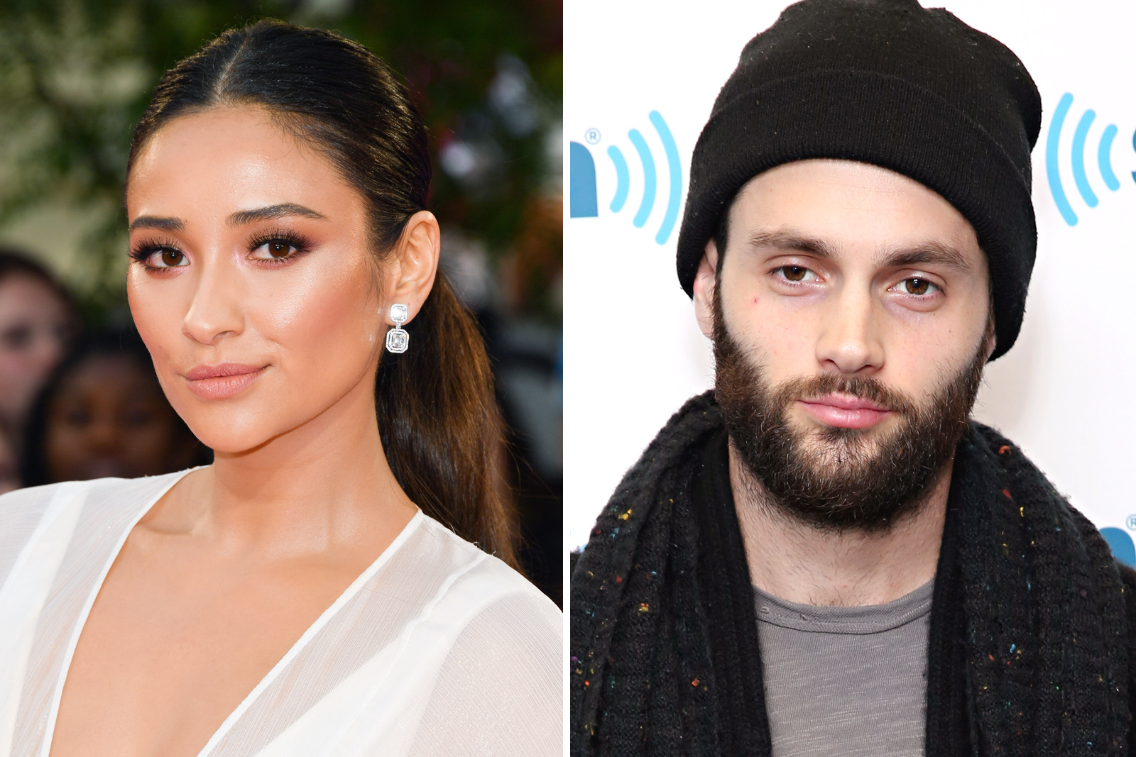 Shay Mitchell Penn Badgley