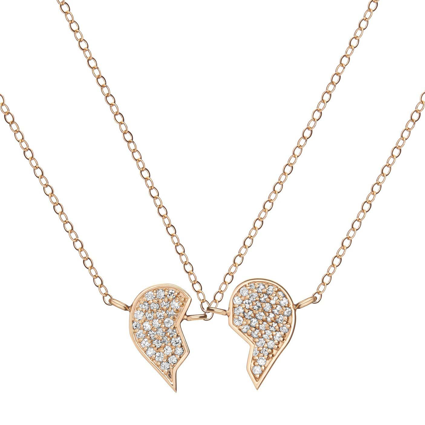 Shahla Karimi BFF Necklace Set
