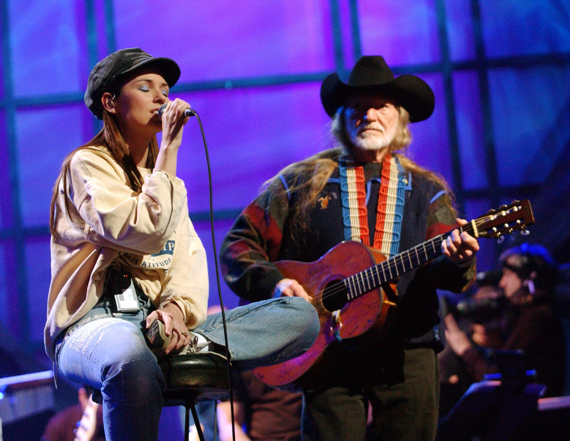 2003 Willie Nelson and Friends: Live and Kickin' USA Network special