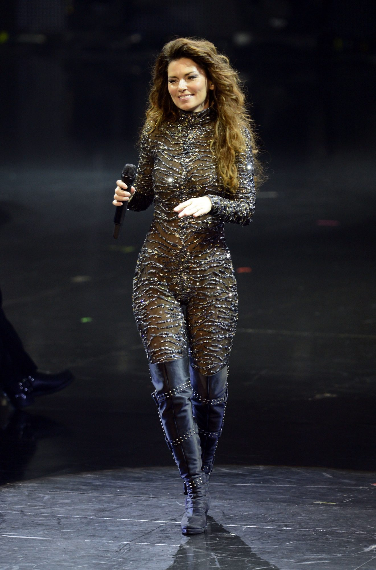 2012 Debut of Shania: Still the One at The Colosseum at Caesars Palace