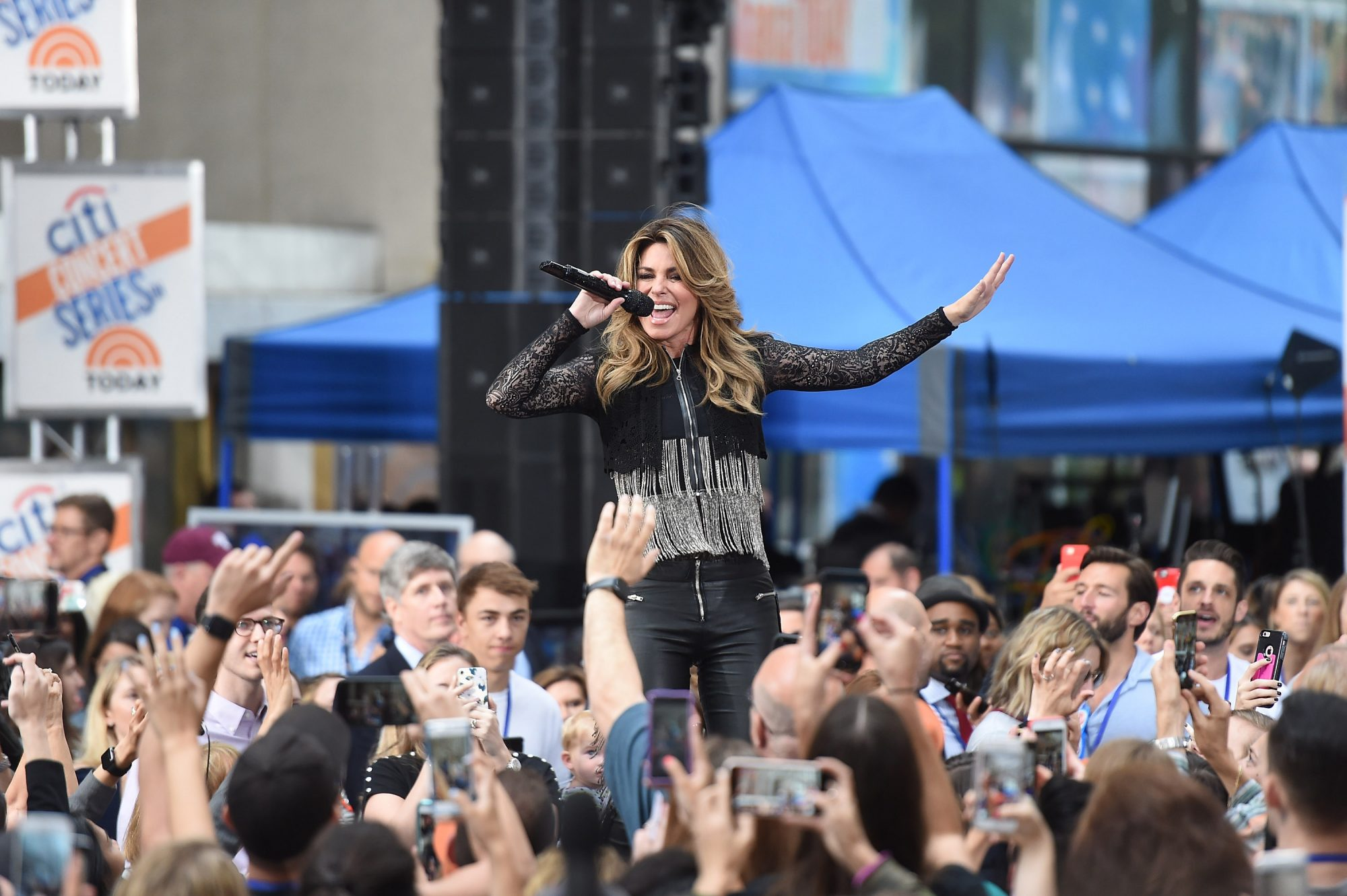 The Today Show, June 2017