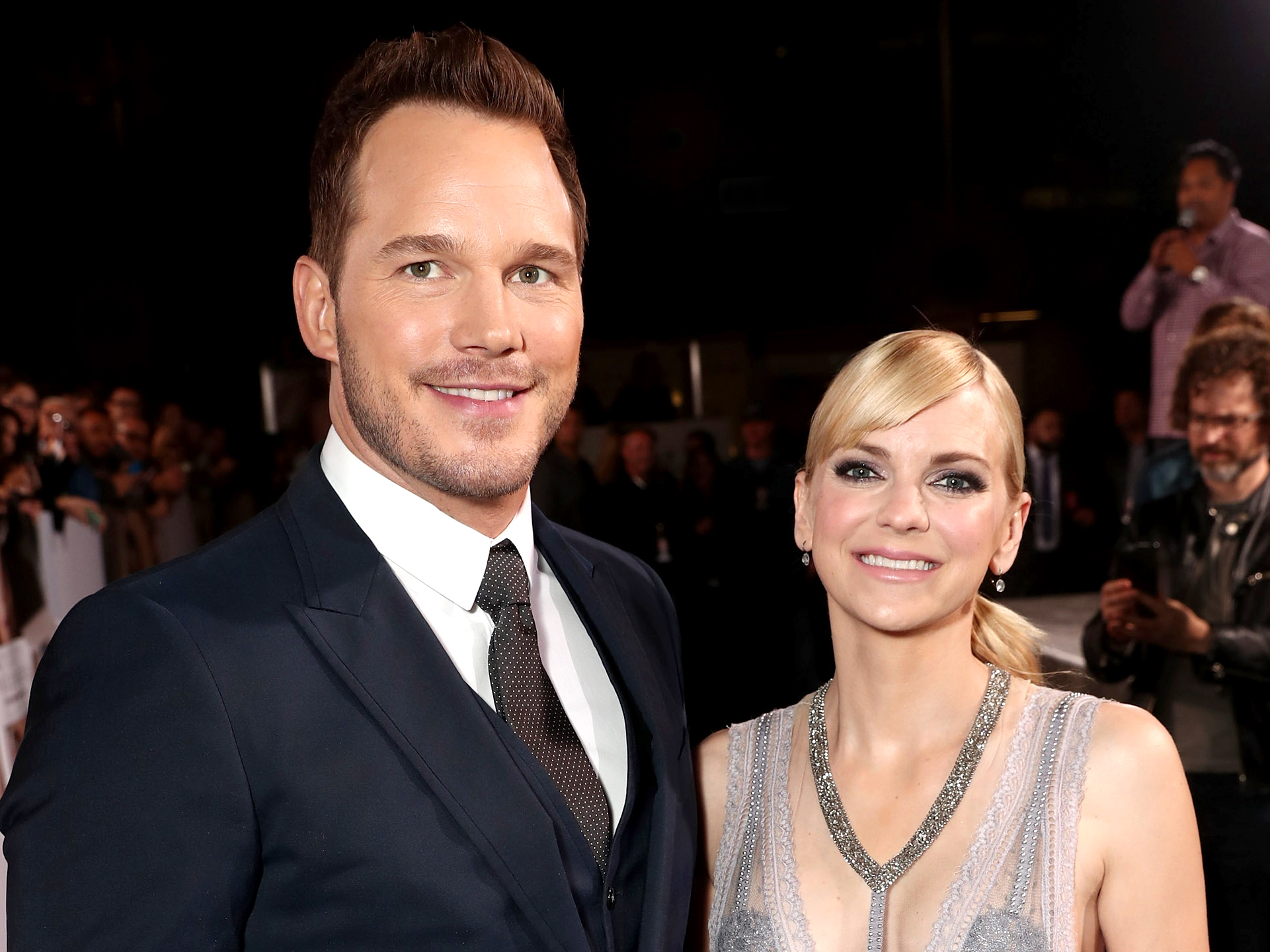 Chris Pratt Anna Faris Counseling