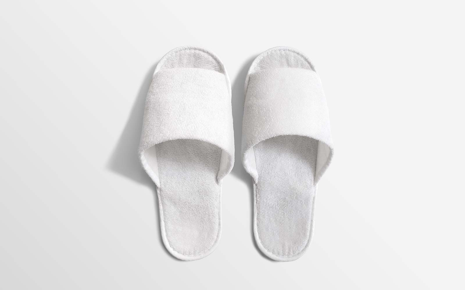 Travel Packing Essentials Hotel Slippers