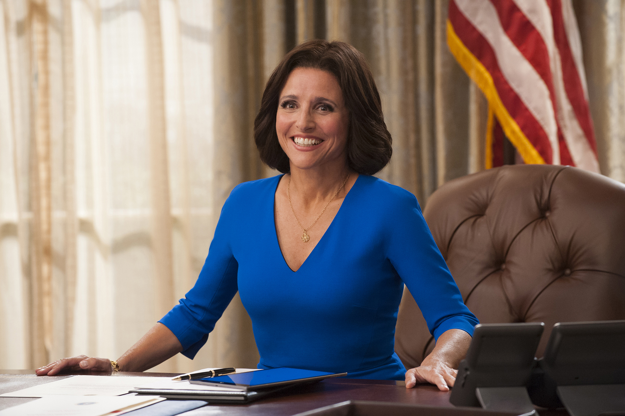 Julia Louis-Dreyfus Veep Season 5 Episodic Lead