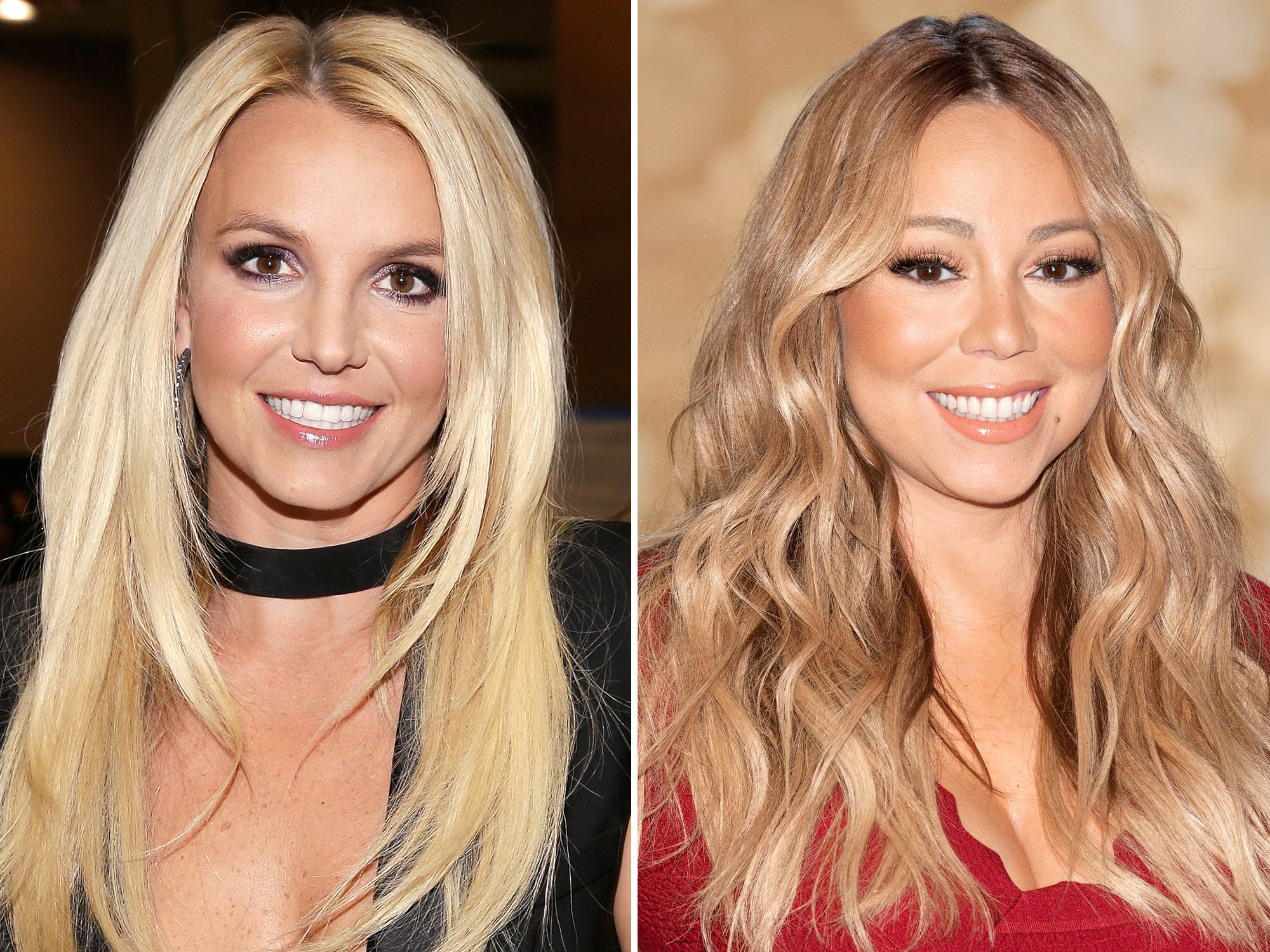 Mariah Carey Britney Spears
