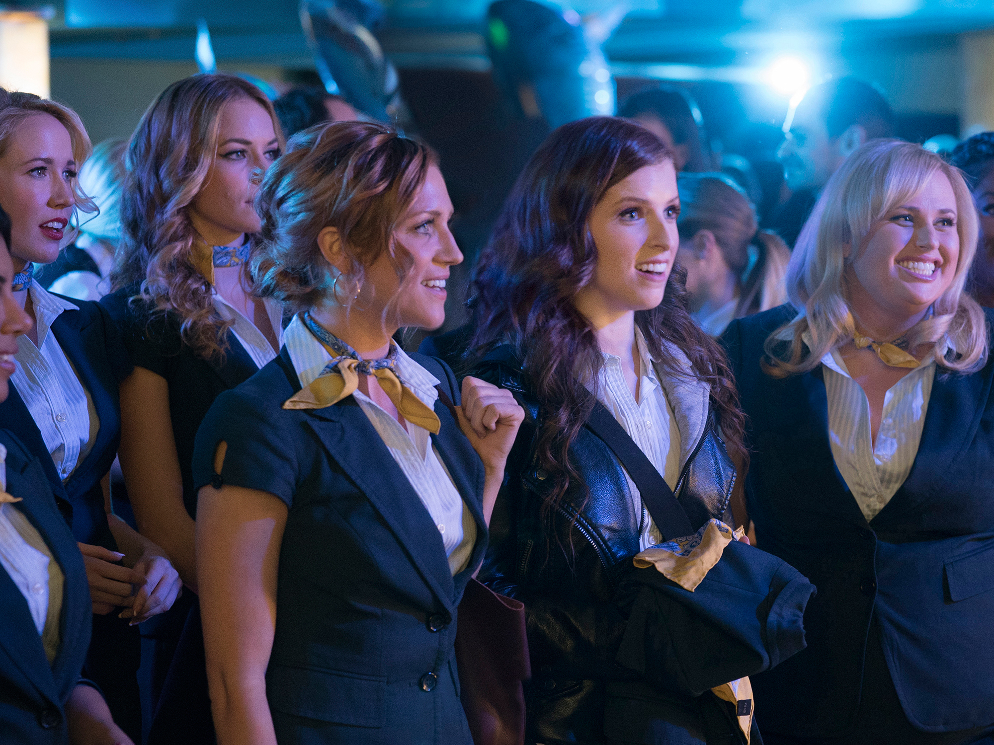 Pitch Perfect 3 - Lead