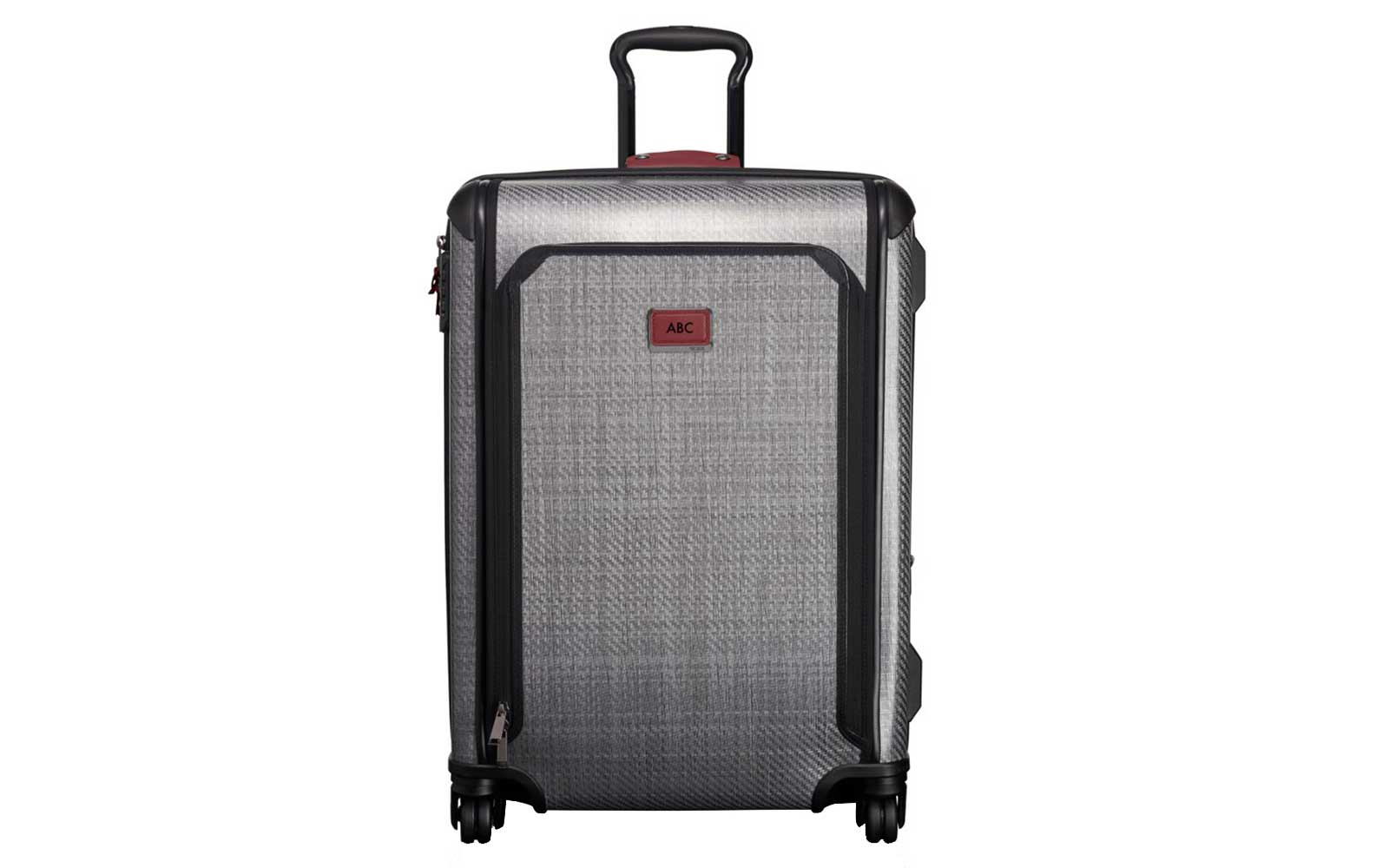 Tummy Gray Suitcase