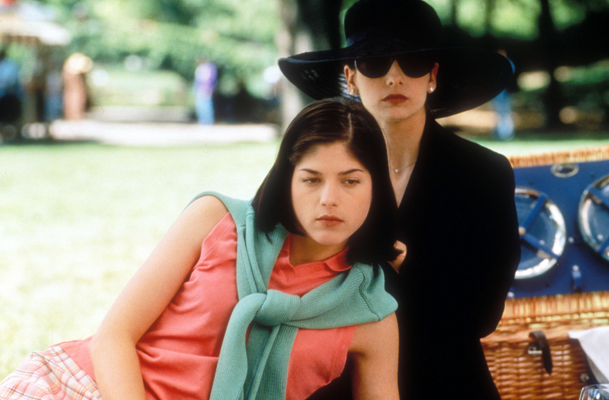 Selma Blair and Sarah Michelle Gellar