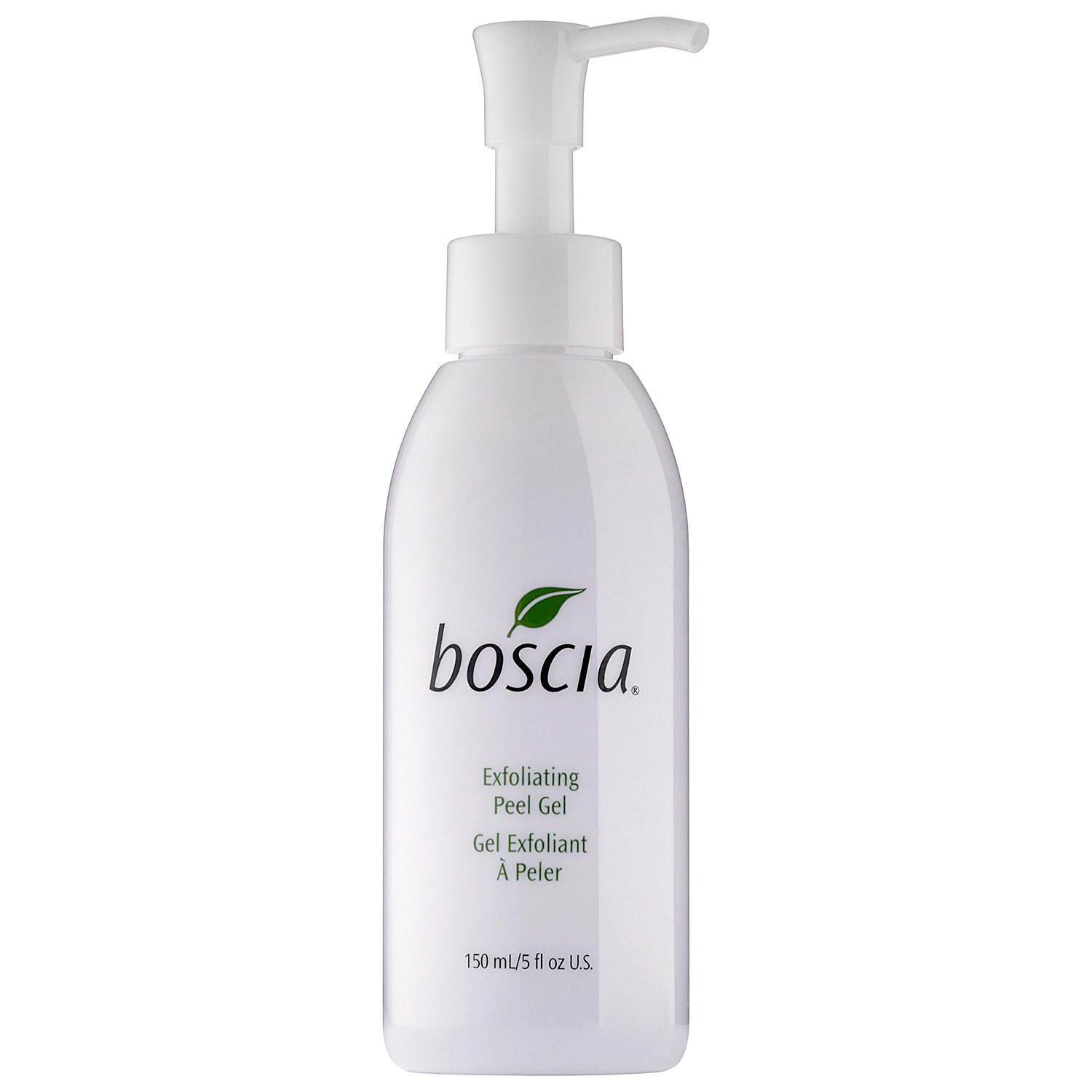 Best Gel Exfoliator: BOSCIA Exfoliating Peel Gel