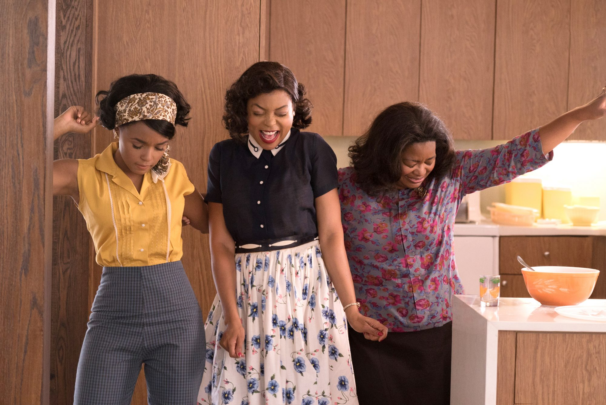 Hidden Figures Costumes