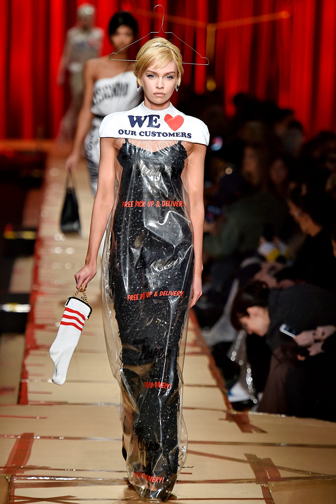 Designers Trolled Fashion - Moschino