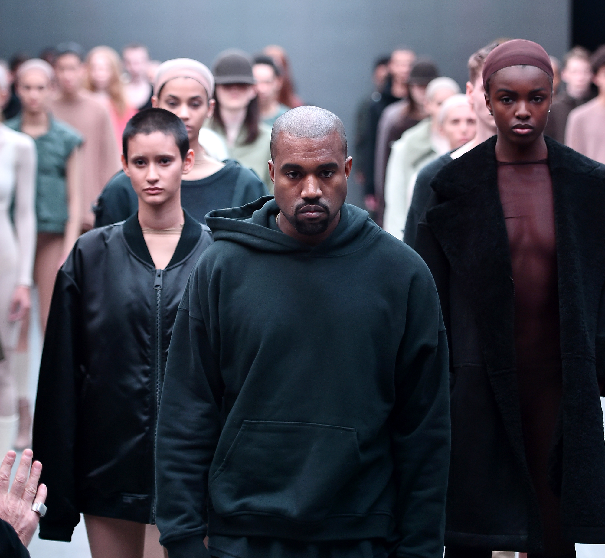 Designers Trolled Fashion - Kanye West