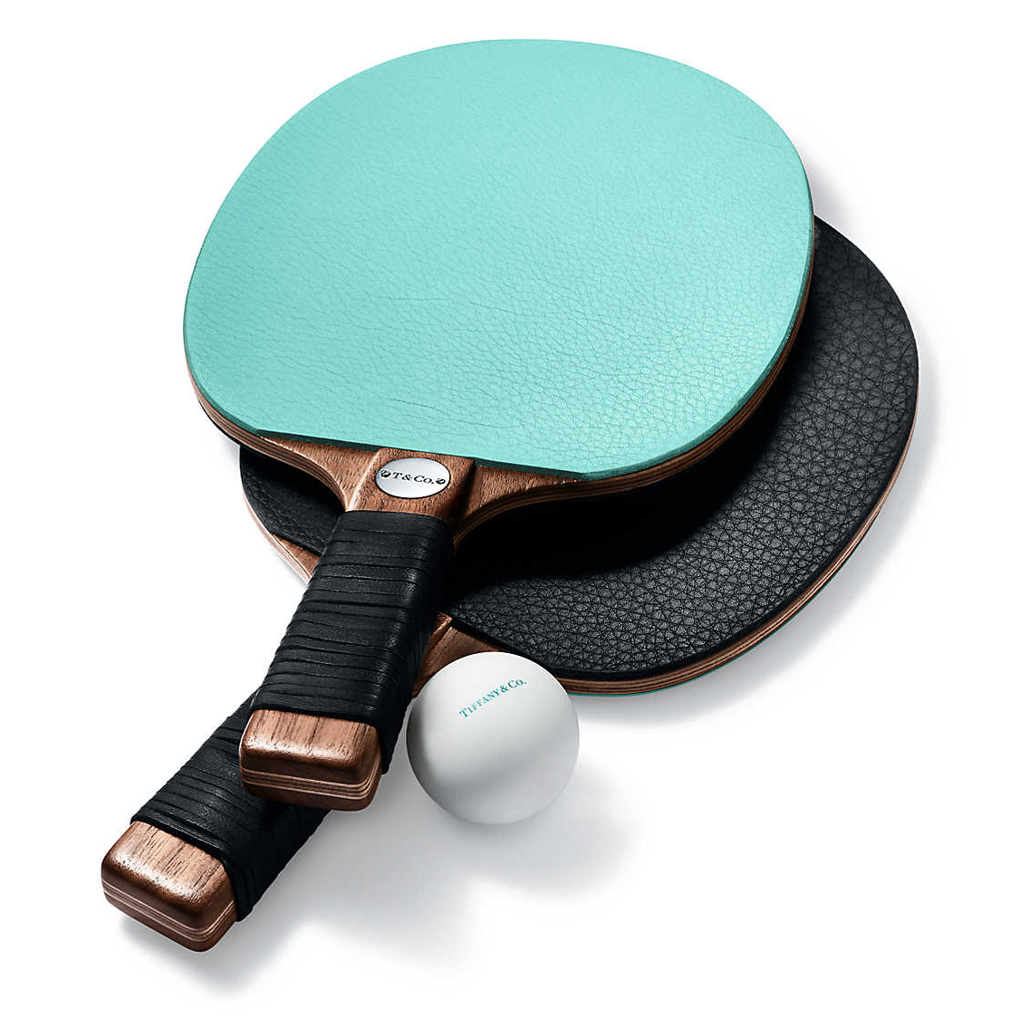 Designers Trolled Fashion - Tiffany Ping Pong Paddle