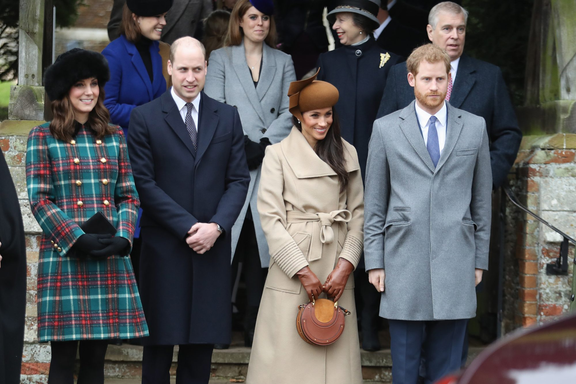 Kate and Meghan Style - Lead