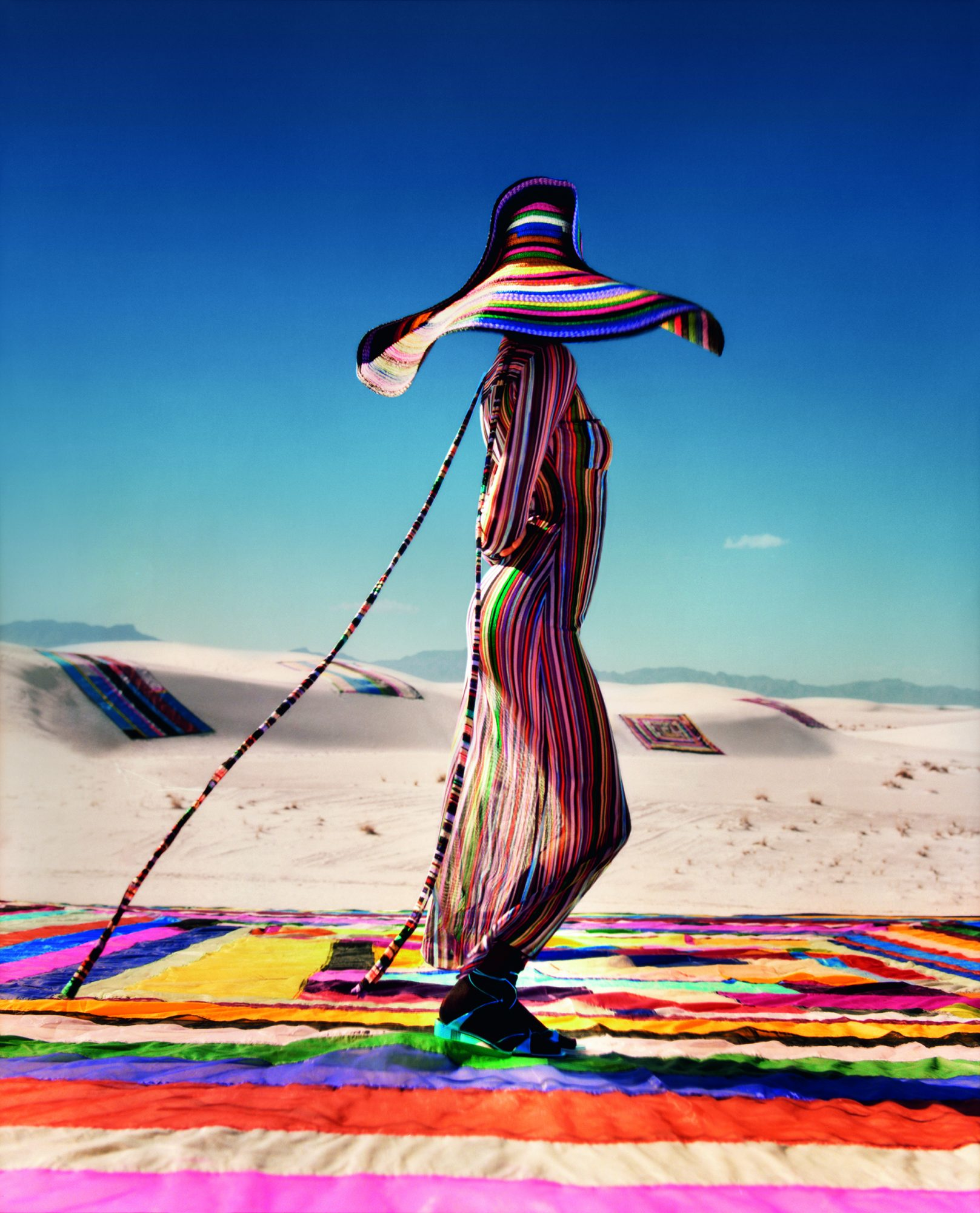 Kendall Jenner Missoni Campaign